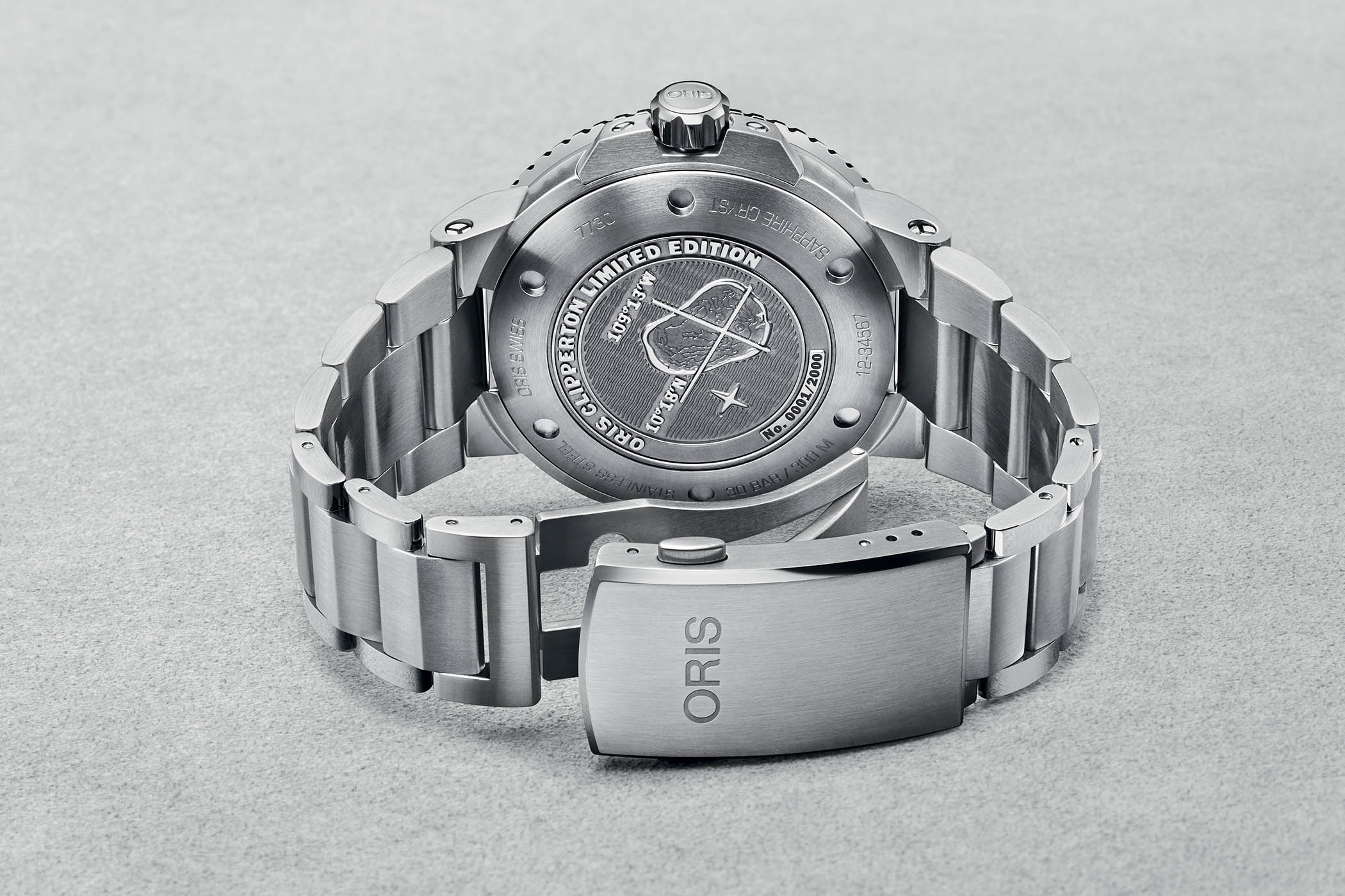 Oris Clipperton Limited Edition