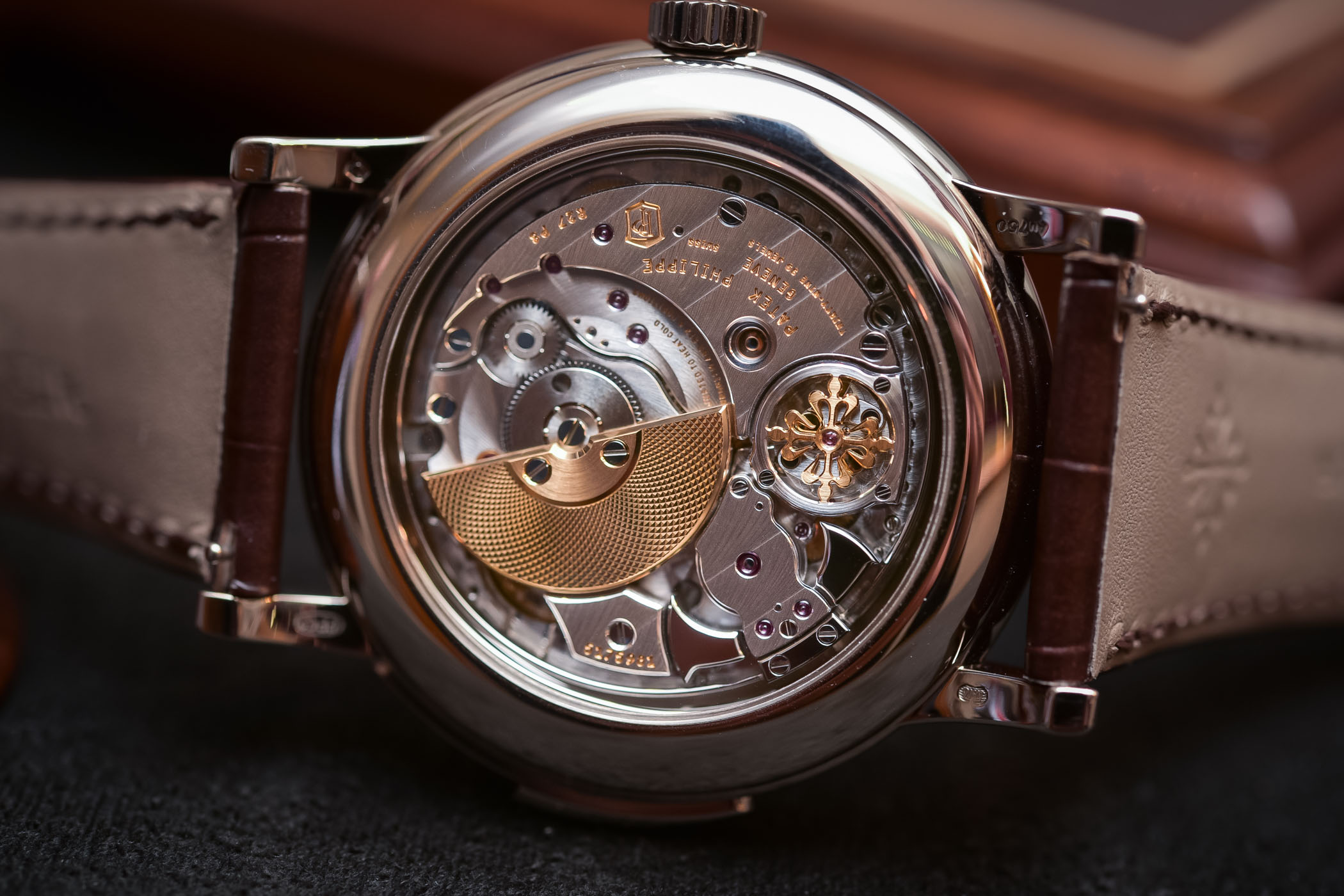 Patek Philippe 5178g Minute Repeater Cathedral Gongs