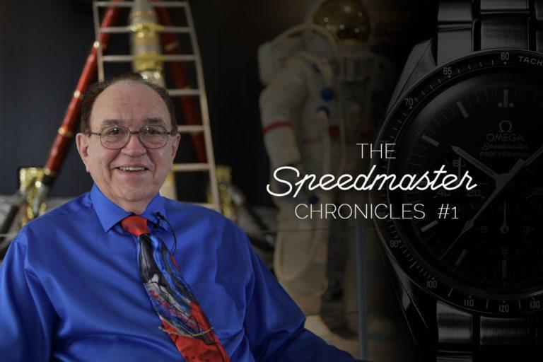 H H James: The Speedmaster Chronicles #1