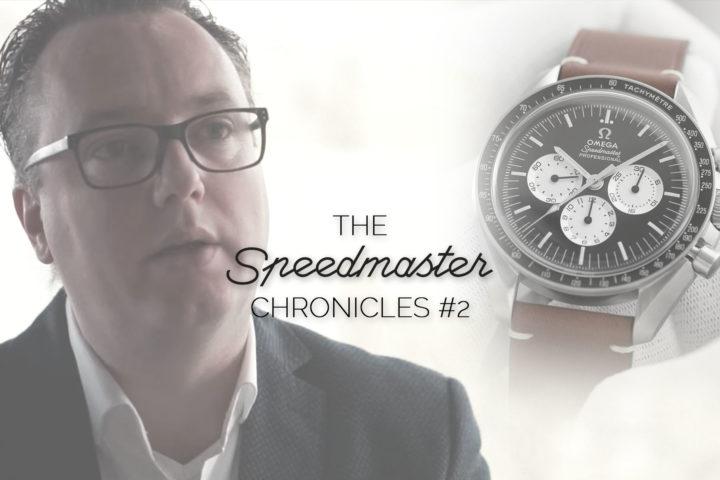The Speedmaster Chronicles Ep 2 - Robert-Jan Broer Speedy Tuesday