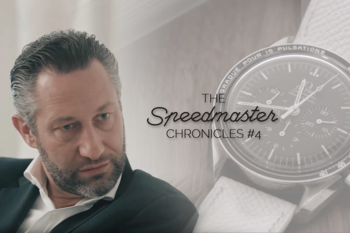 The Speedmaster Chronicles Episode 4 - Aurel Bacs, Auctioneer at Phillips Watches
