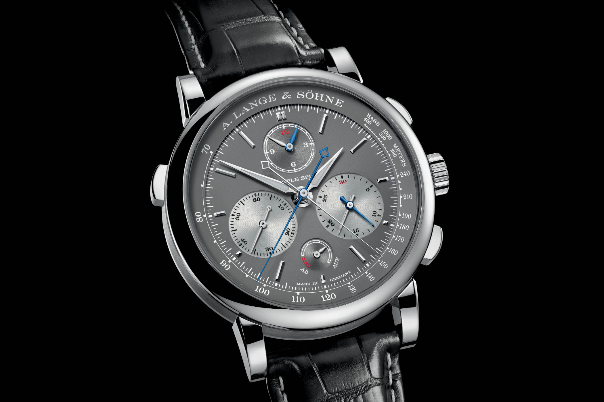 A. Lange and Sohne Triple Split