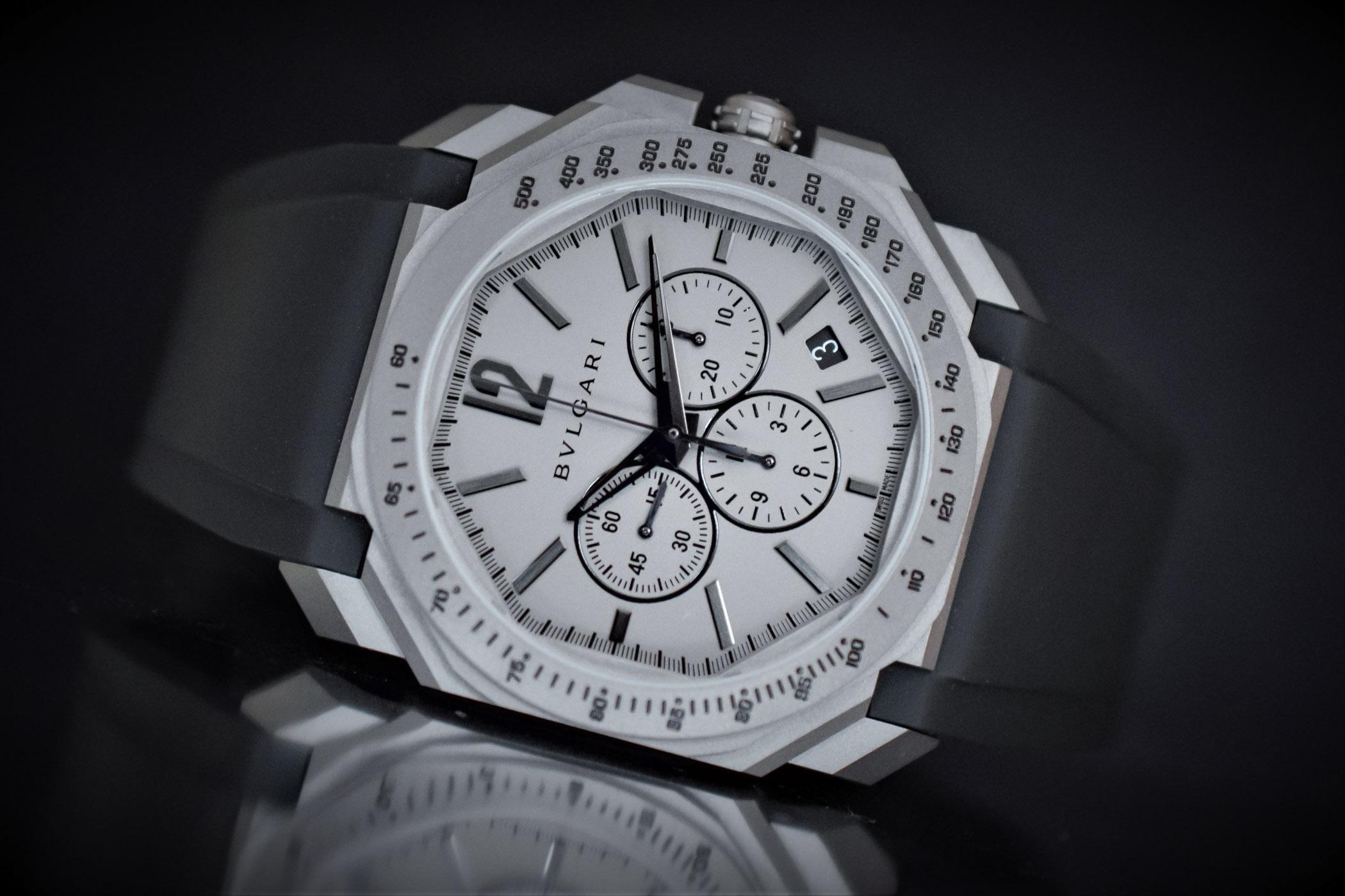 Bulgari Octo L'Originale Velocissimo Chronograph - 2018