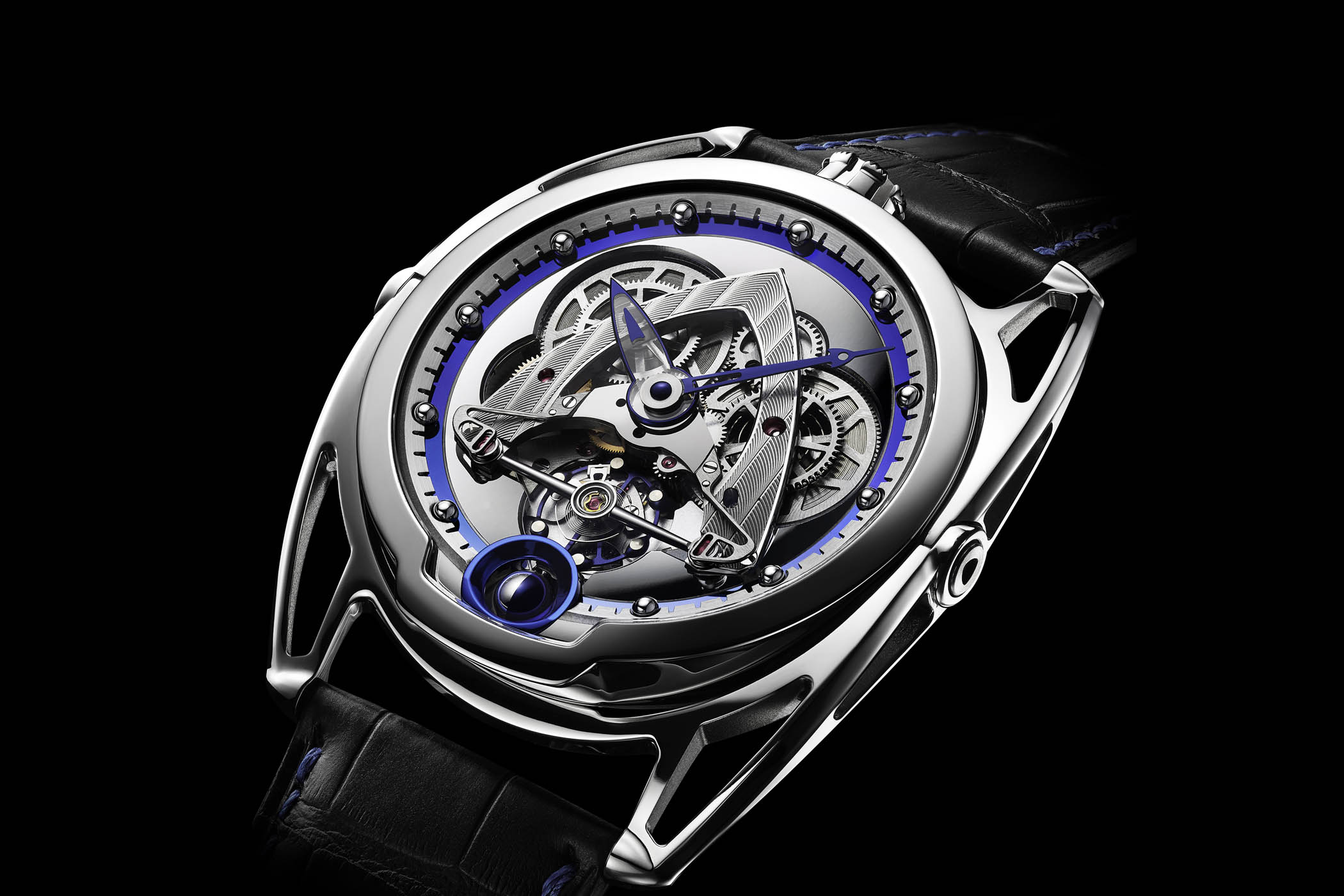 De Bethune DB28 Steel Wheels - SIHH 2018
