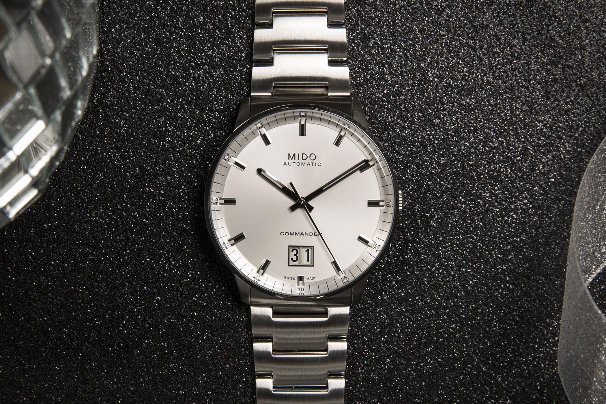 Mido Commander Big Date Centennial Celebration Watch