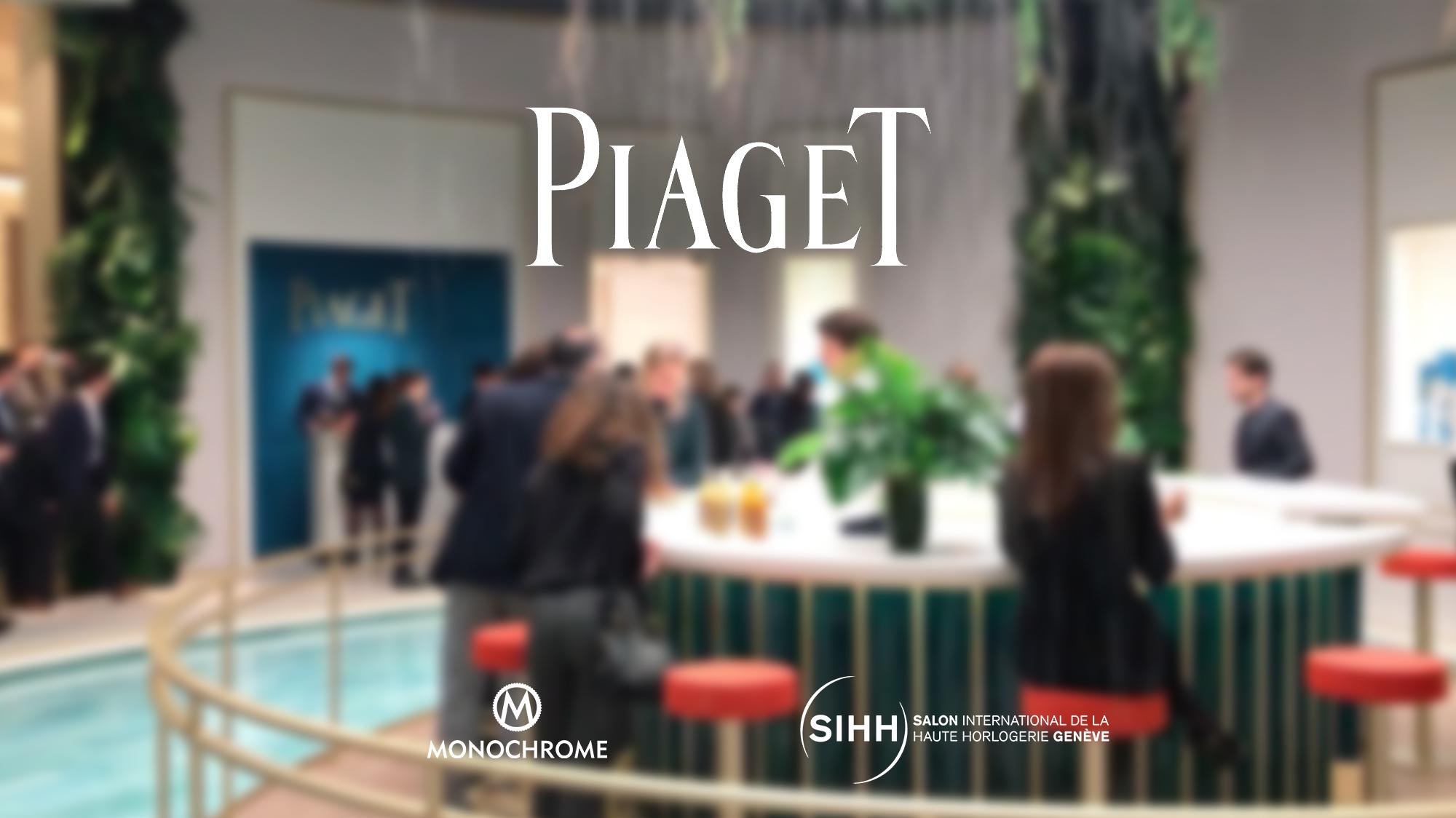 Piaget Interview Chabi Nouri