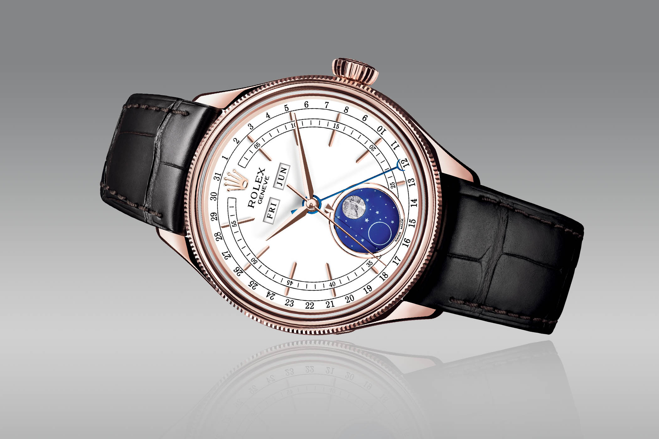 Rolex Cellini Triple Calendar Moonphase - Rolex Baselworld 2018 - Rolex Predictions 2018 - 2