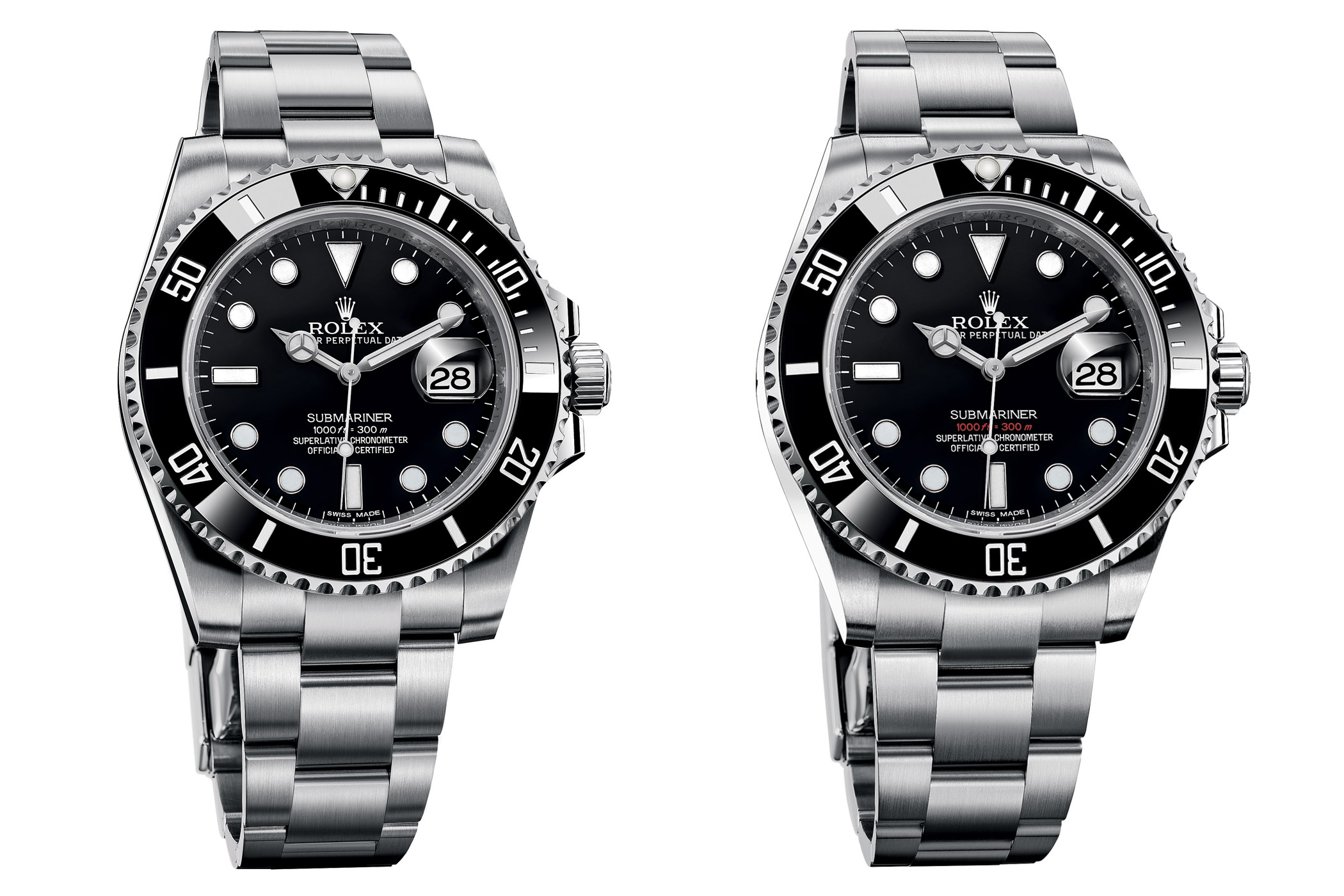 Rolex Submariner 126610LN vs Rolex Submariner 116610LN - Rolex Baselworld 2018 - Rolex Predictions 2018
