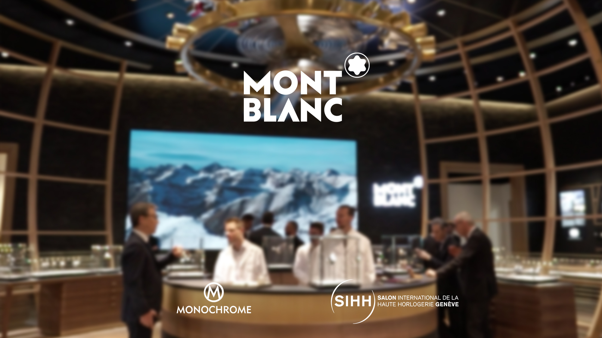SIHH 2018 – Davide Cerrato of Montblanc, On The New Collection - video