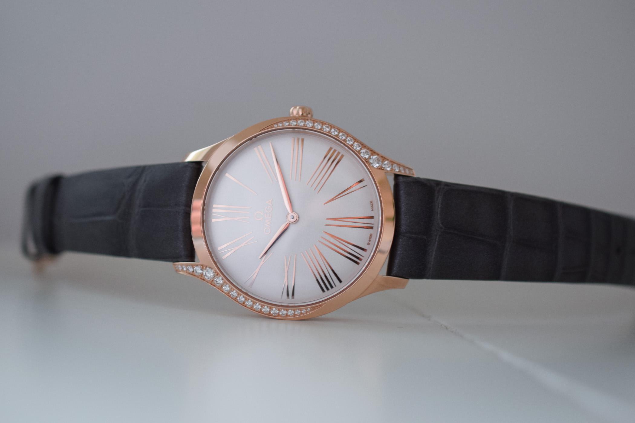 Omega De Ville Tresor Ladies Collection