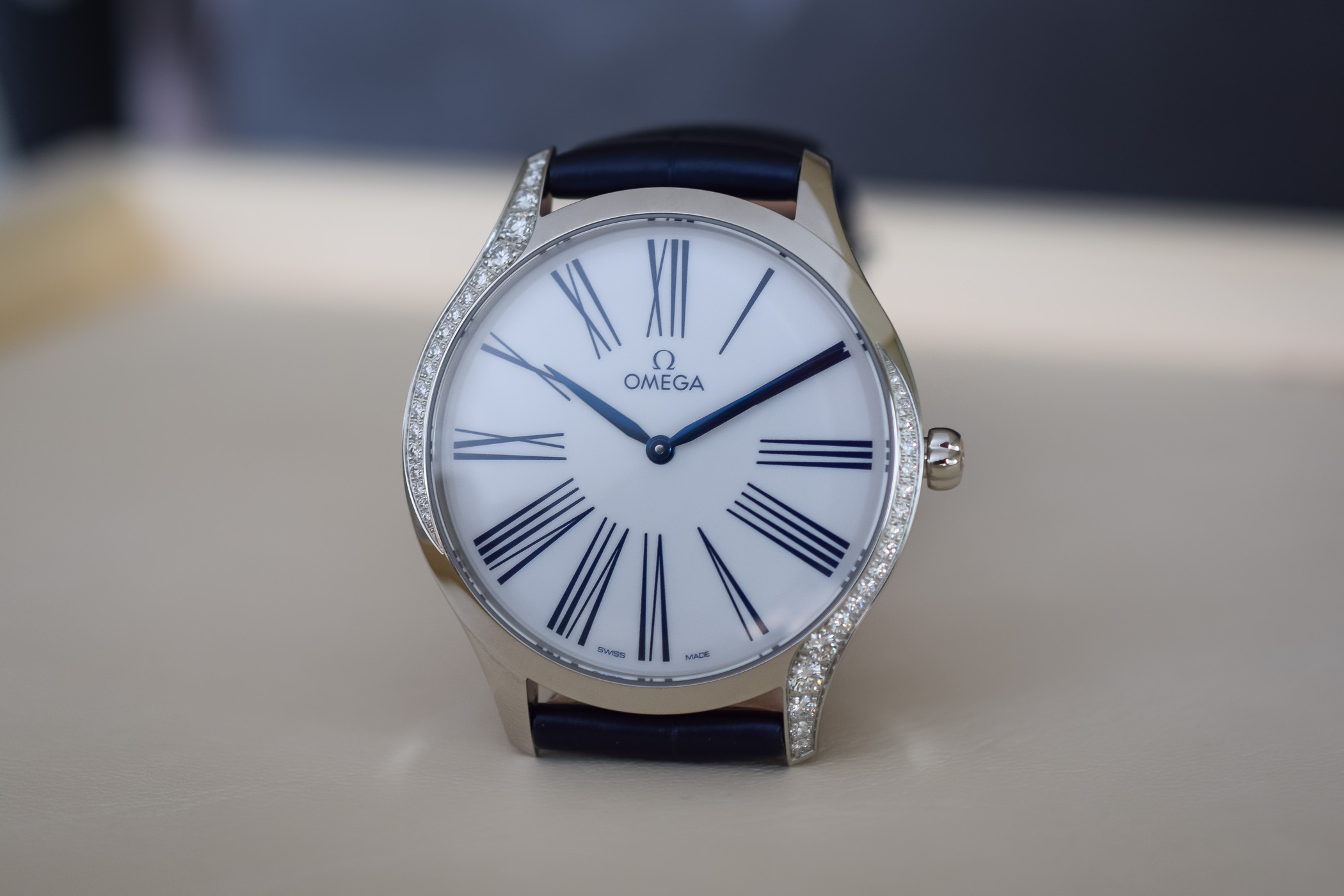 Omega De Ville Tresor Ladies Collection