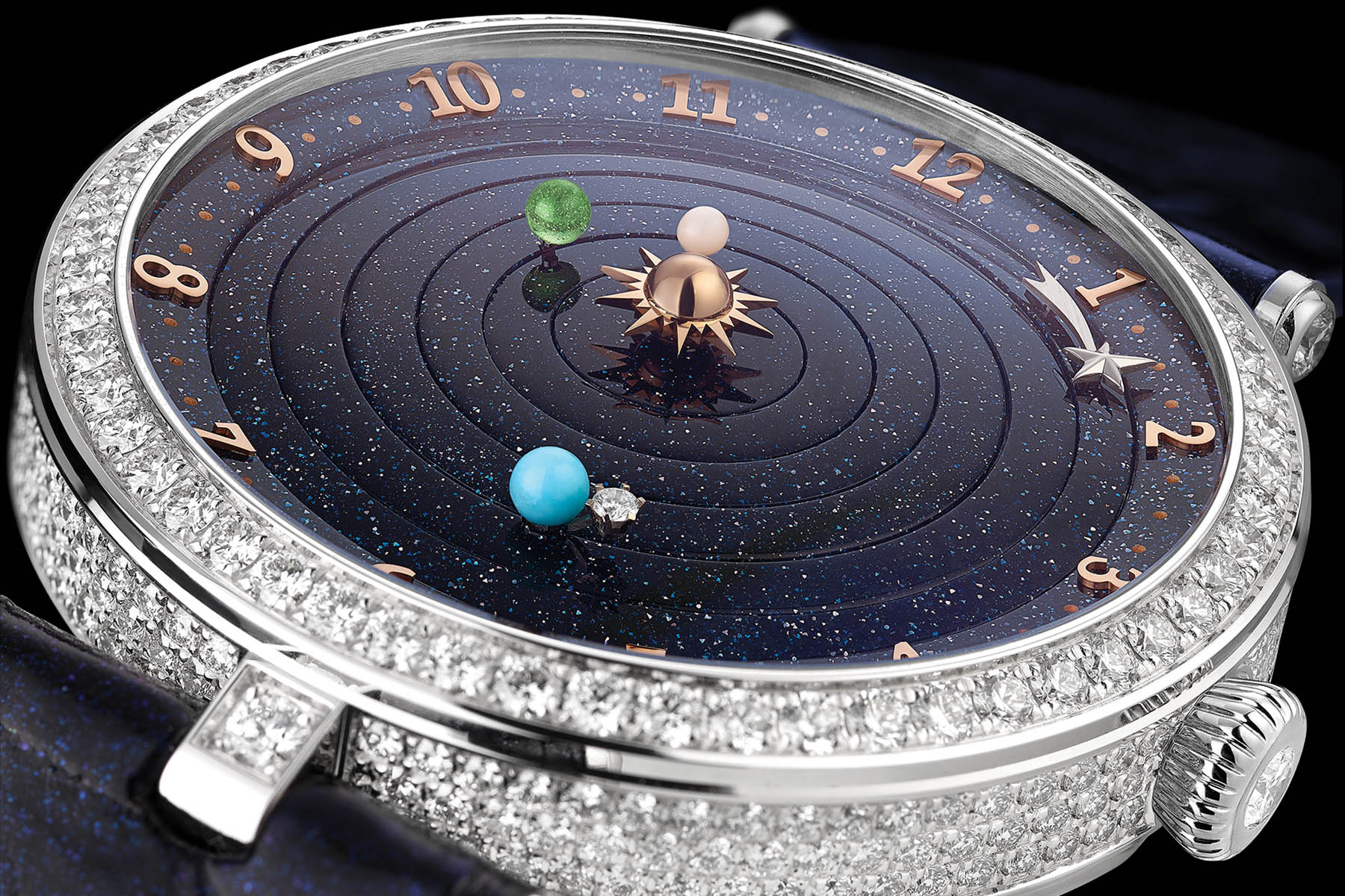 van cleef amp arpels lady arpels planetarium the world at