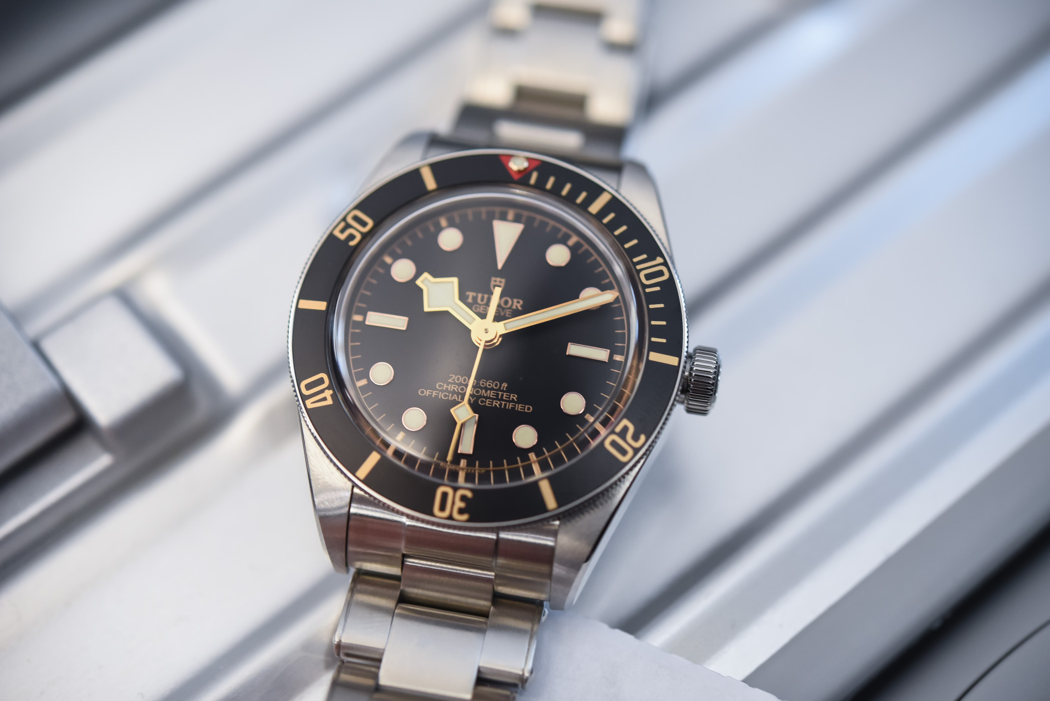 10 of the best dive watches introduced at baselworld 2018 - Tudor dive watch price ...