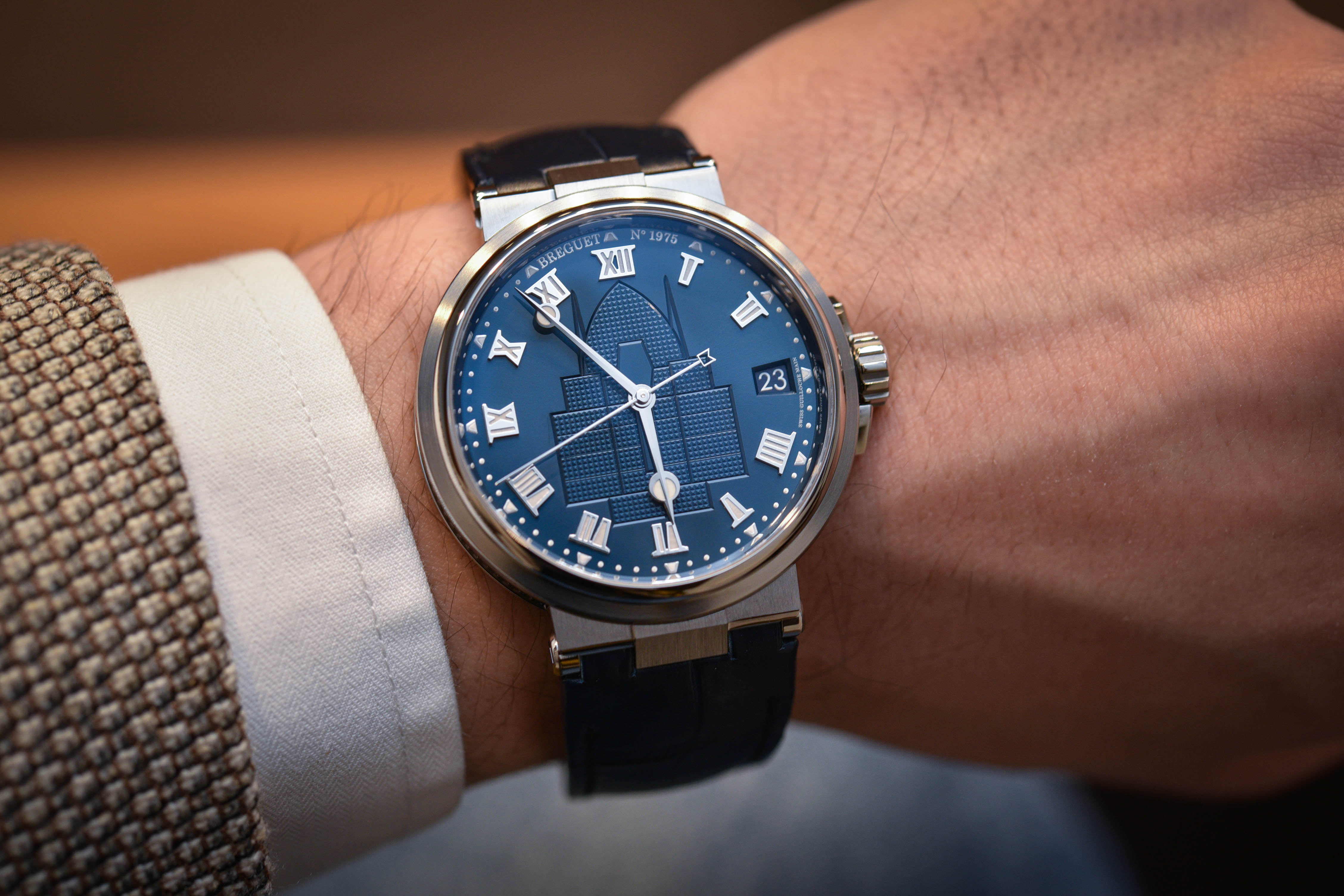 Breguet Partners With The Race For Water Foundation And
