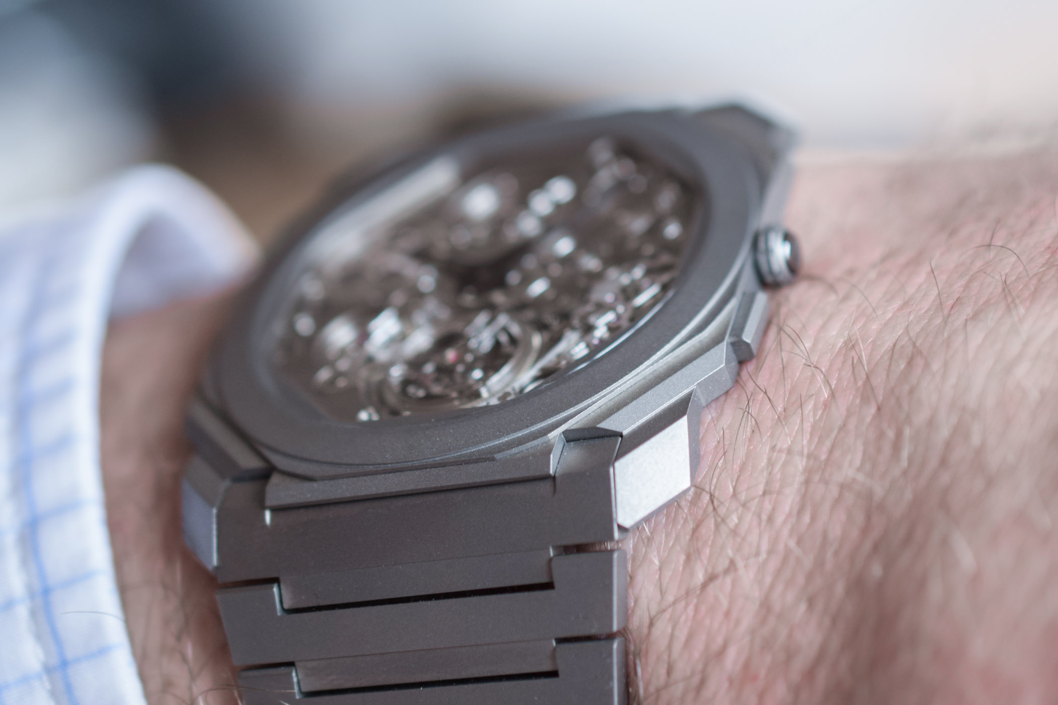 Bulgari Octo Finissimo Tourbillon Automatic - World's Thinnest Automatic Watch and Tourbillon - Baselworld 2018