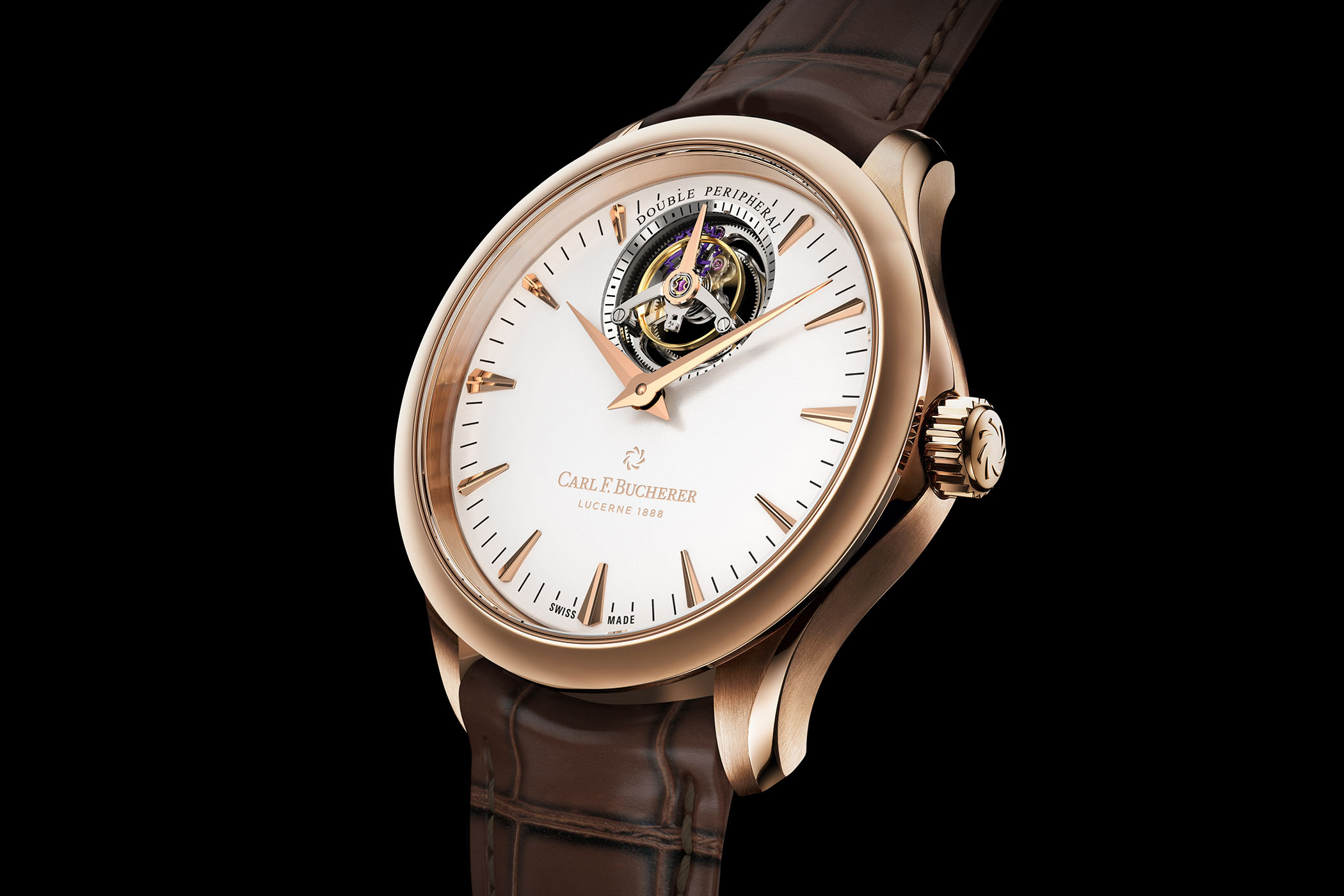 Carl F. Bucherer Manero Tourbillon DoublePeripheral