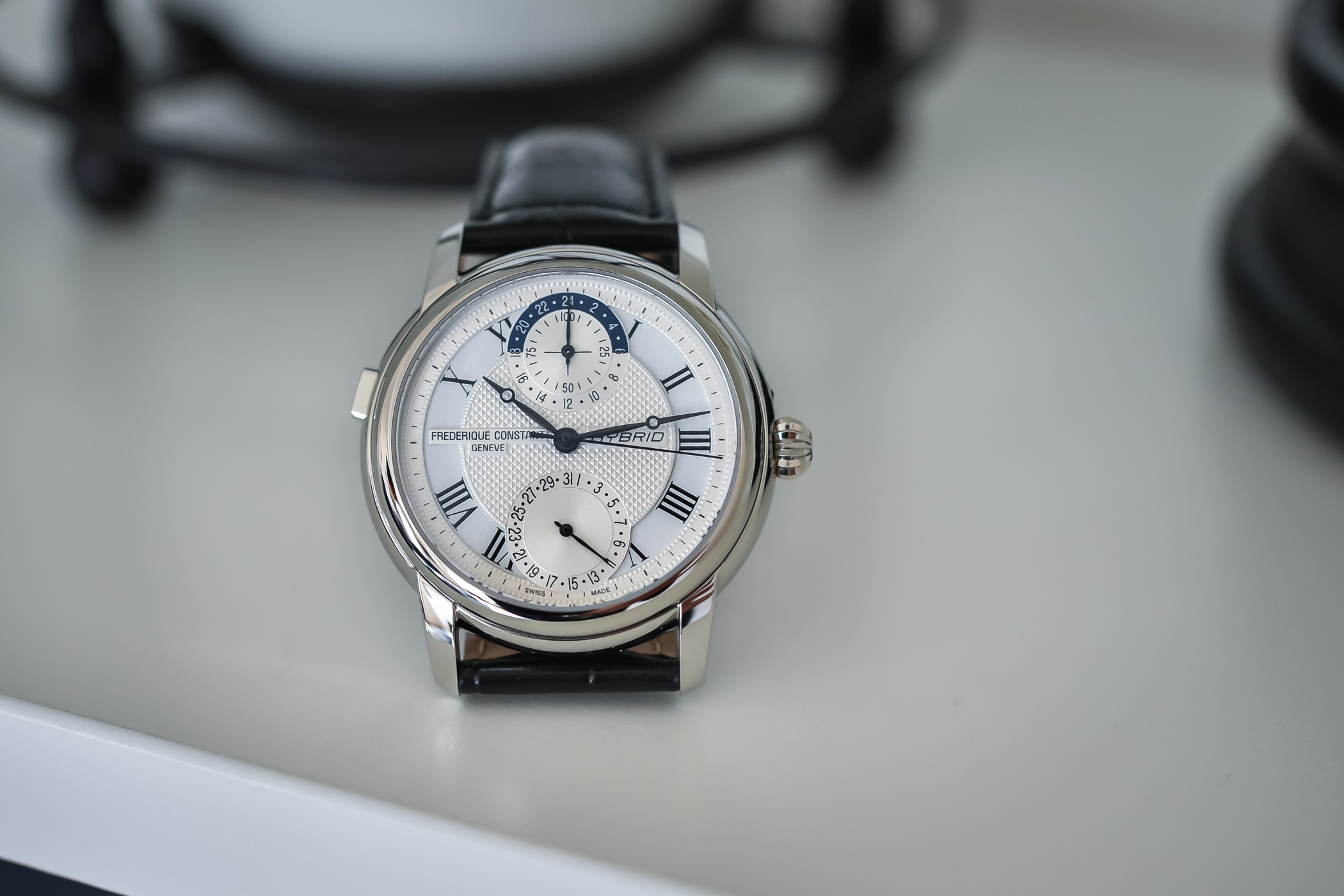 Swiss watches Frederik Constant (Frederique Constant): review, features, reviews 27