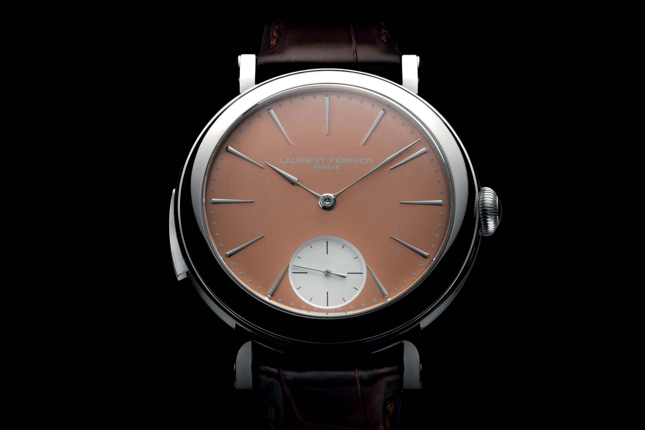 Laurent Ferrier Galet Minute Repeater School Piece - Baselworld 2018