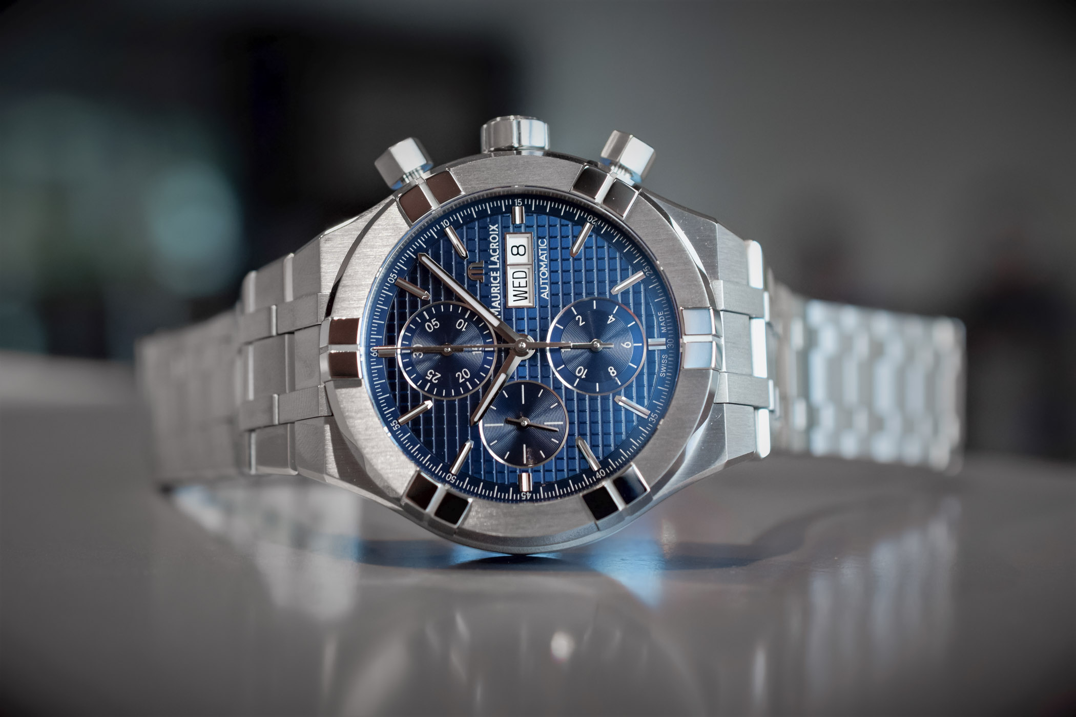 Maurice Lacroix Aikon Automatic chronograph - Baselworld 2018
