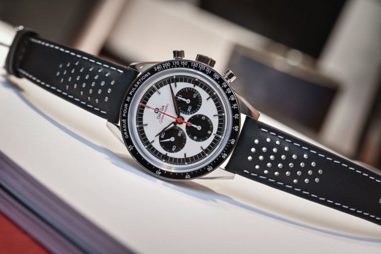 Perpetual Calendar Watch >> Hands-On - Omega Speedmaster CK2998 Pulsometer / Panda ...