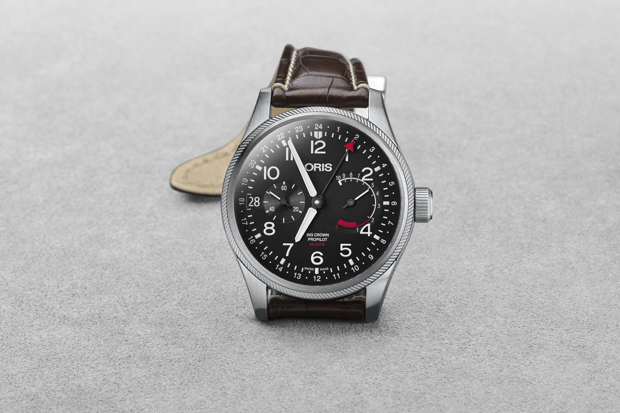 Oris Big Crown ProPilot Calibre 114 GMT - Baselworld 2018