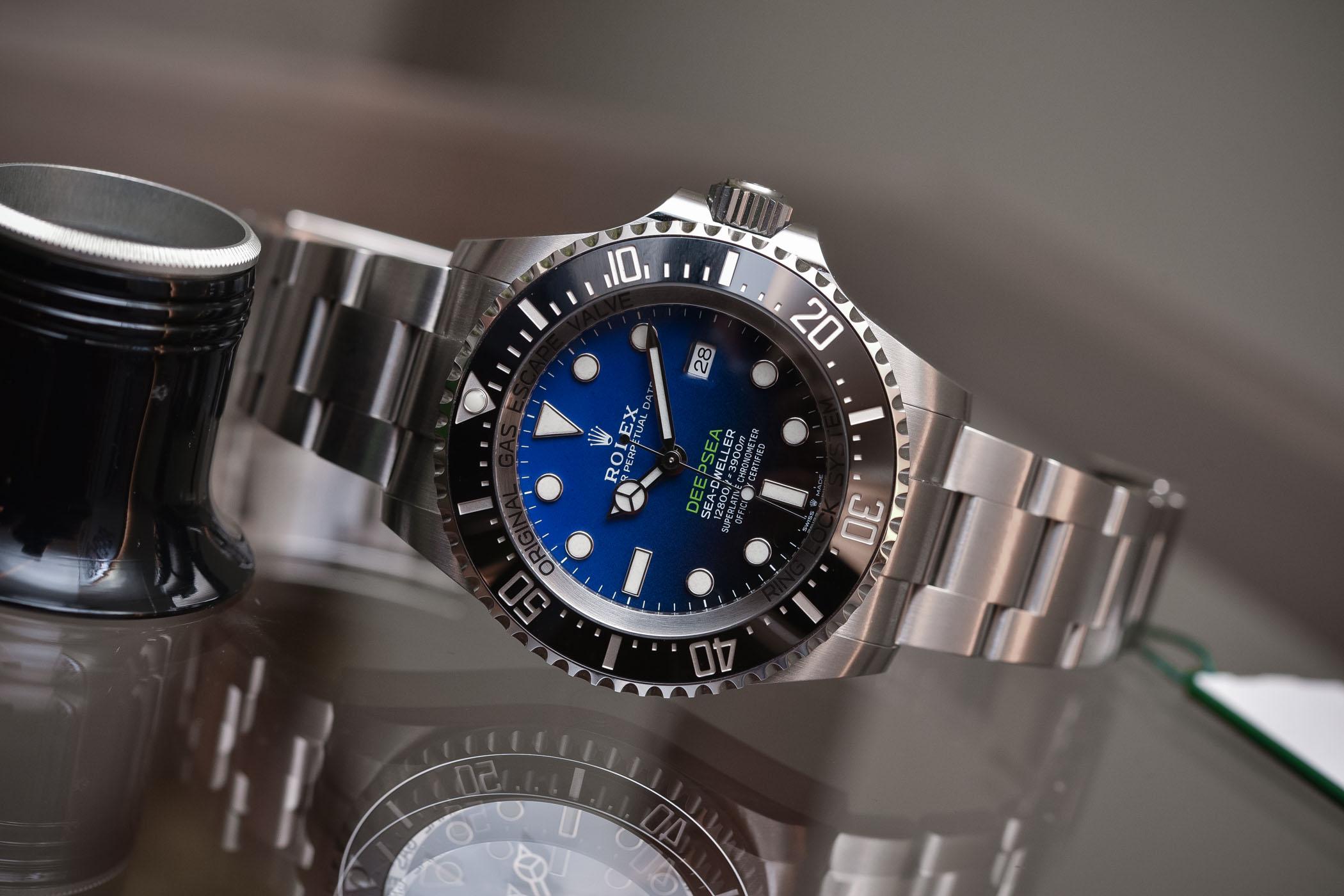 Hands On Rolex Deepsea Ref 126660 Baselworld 2018 Specs Price