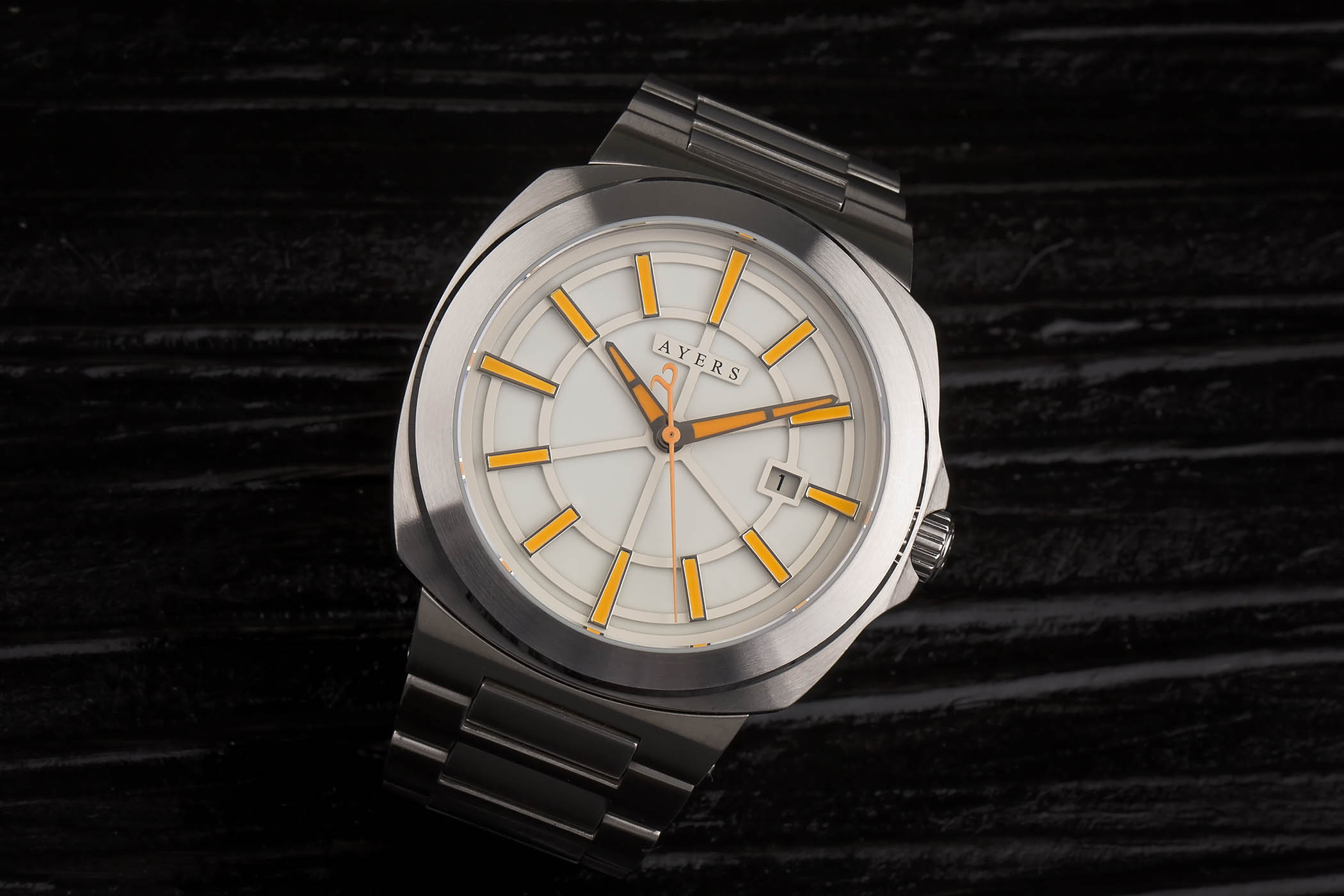 Value Proposition - Metropolitan Watch from Newcomer Ayers Watches - 1