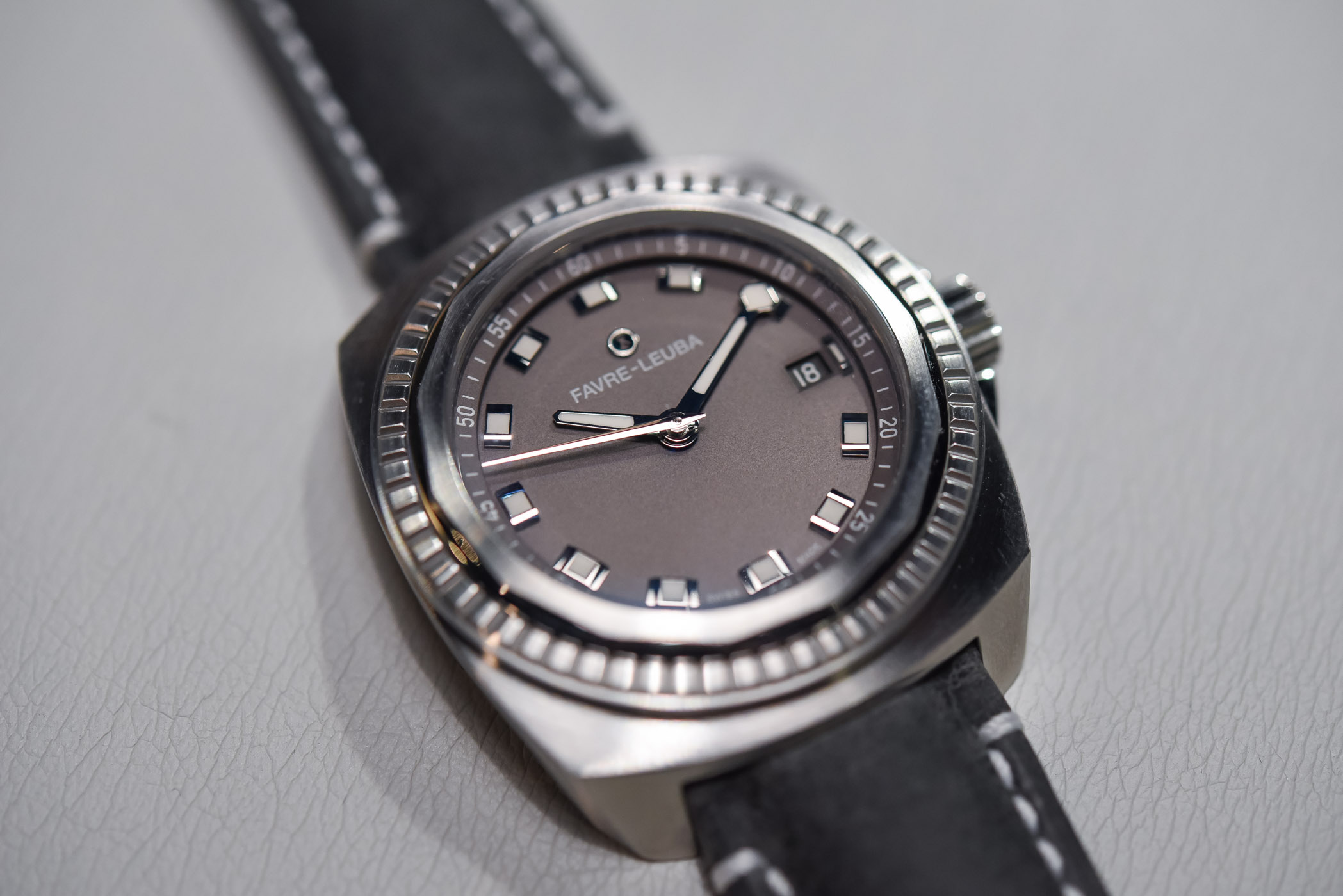Favre Leuba Raider Sea King 41mm