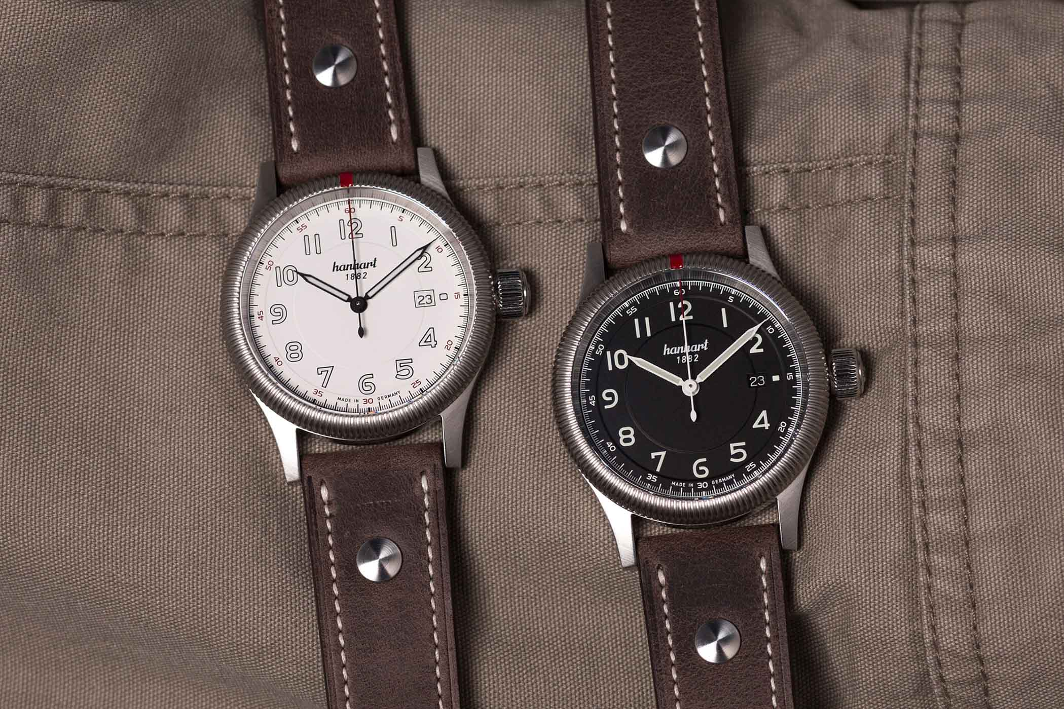 Hanhart Pioneer One Pilot Watch