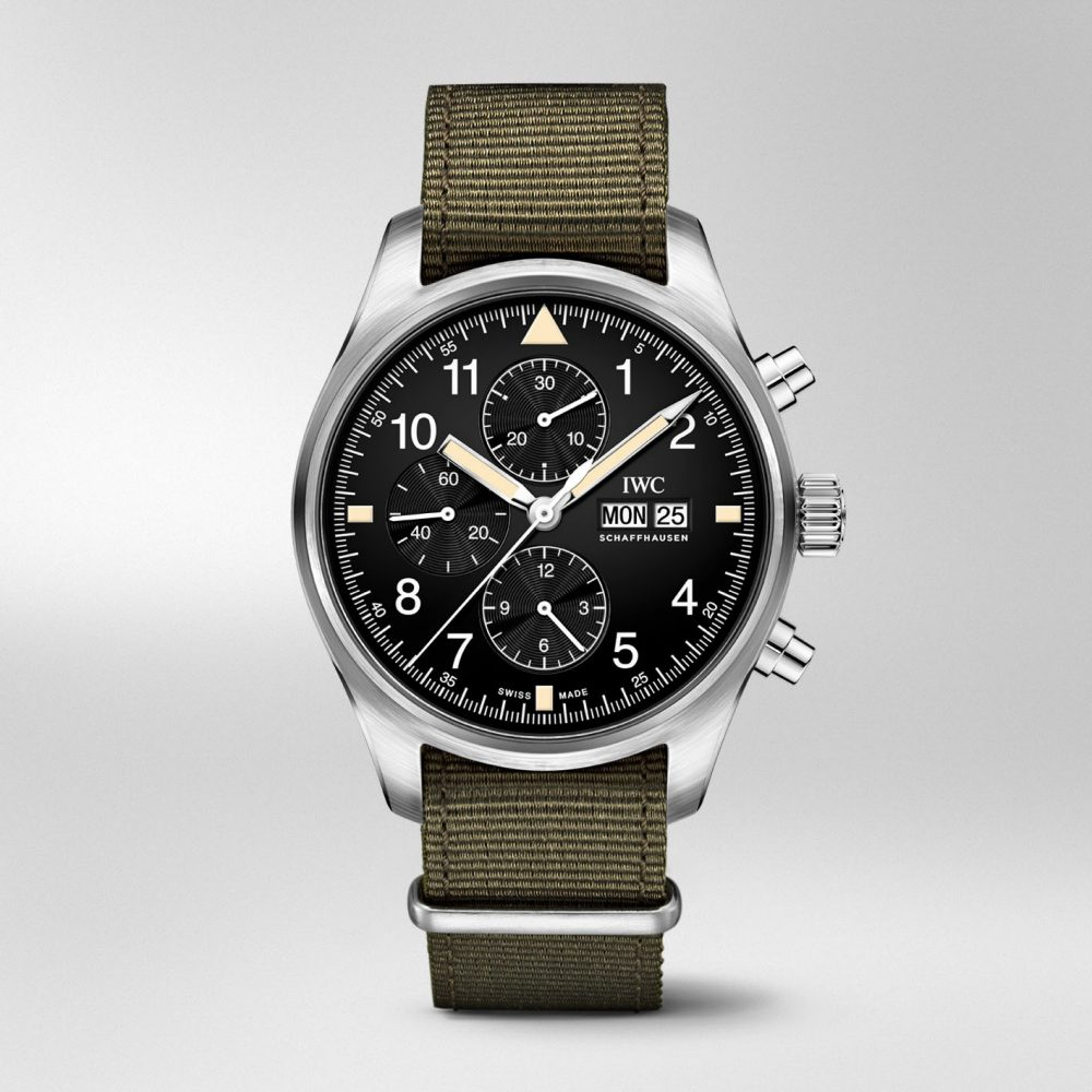 IWC Pilots Watch Chronograph IW377724