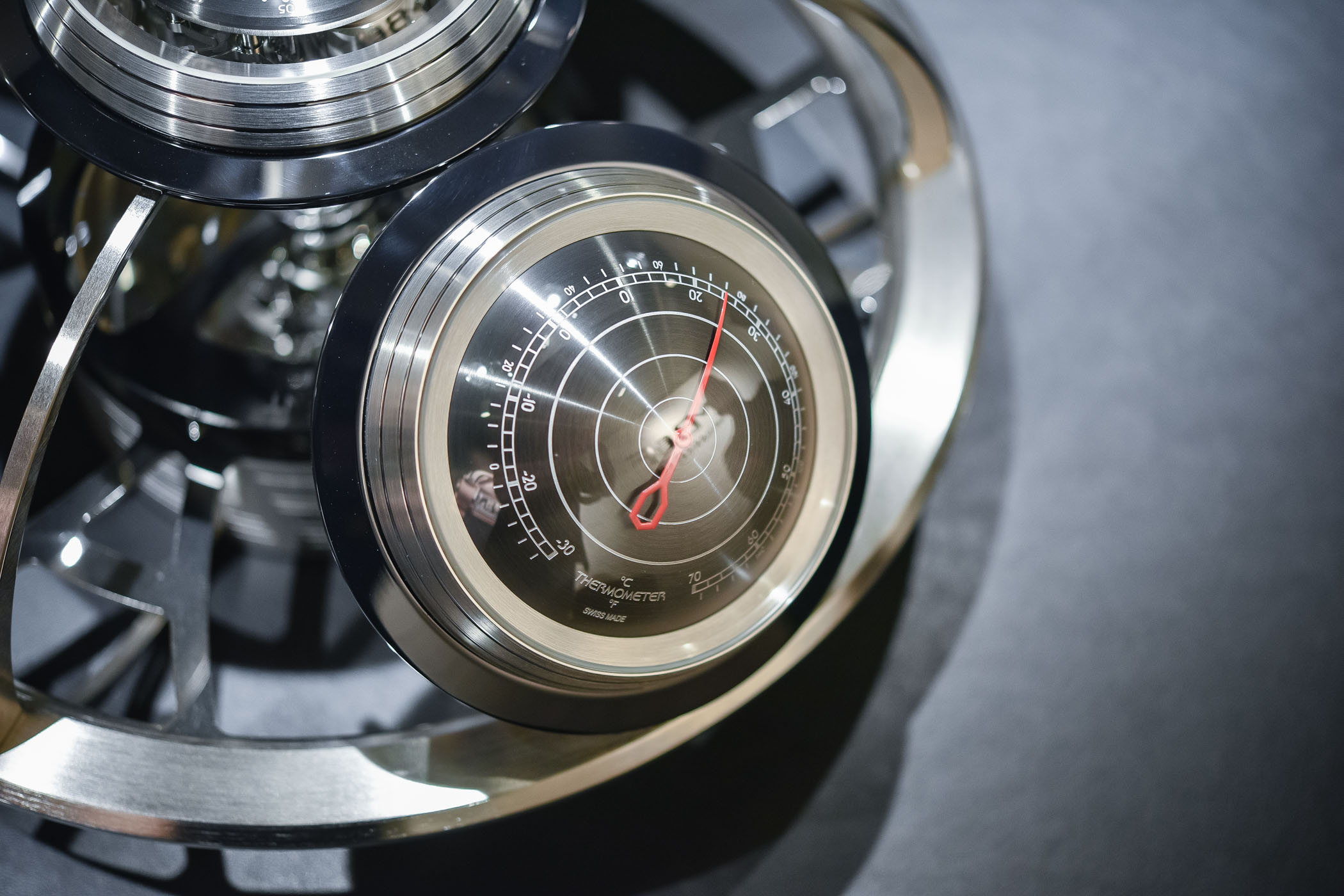 MBandF L'epee Fifth Element weather station - 1