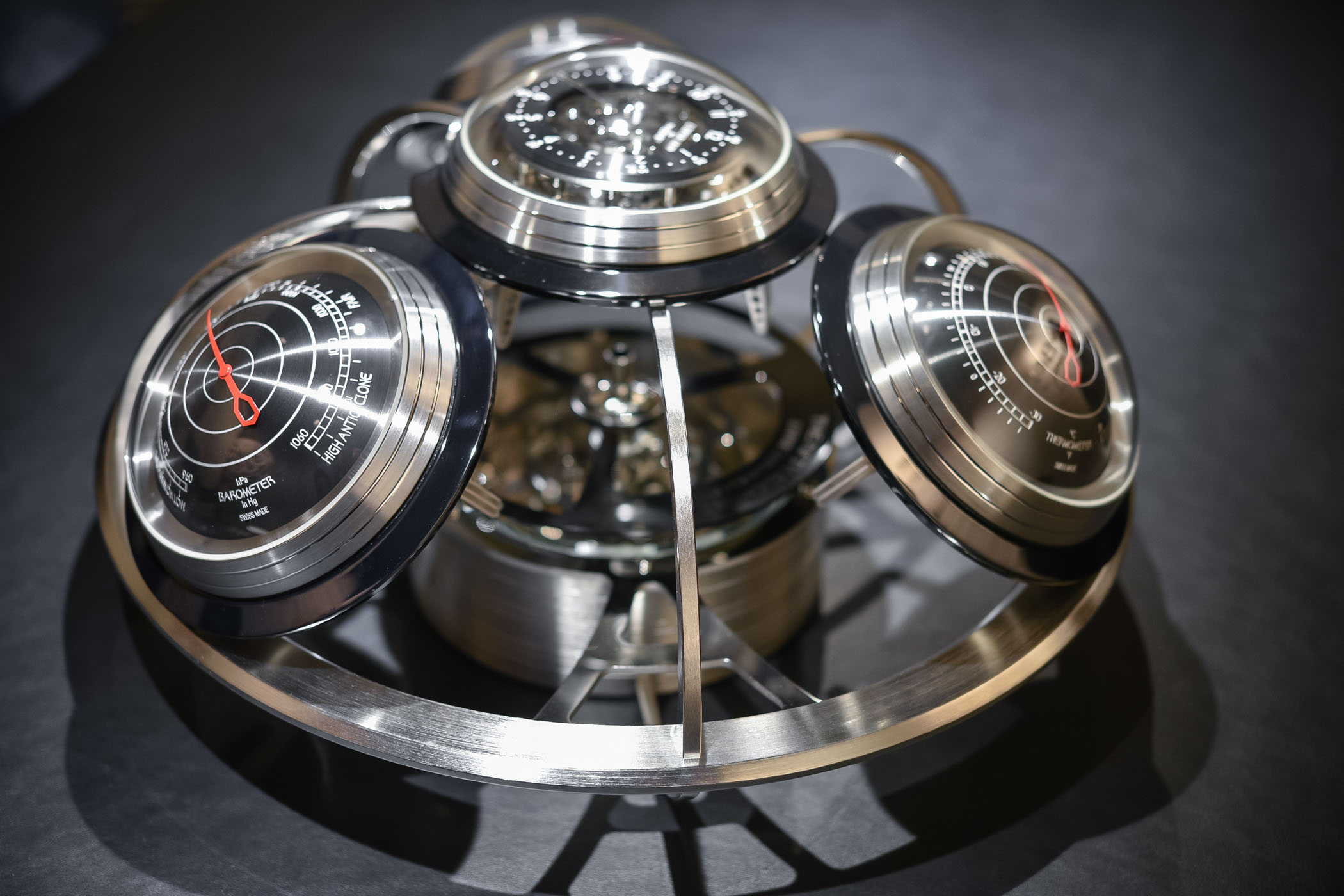 MBandF L'epee Fifth Element weather station - 3
