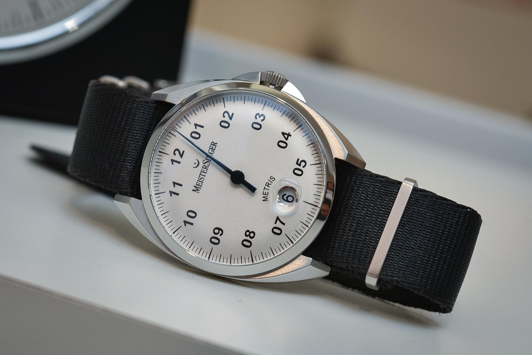 MeisterSinger Metris collection - Baselworld 2018