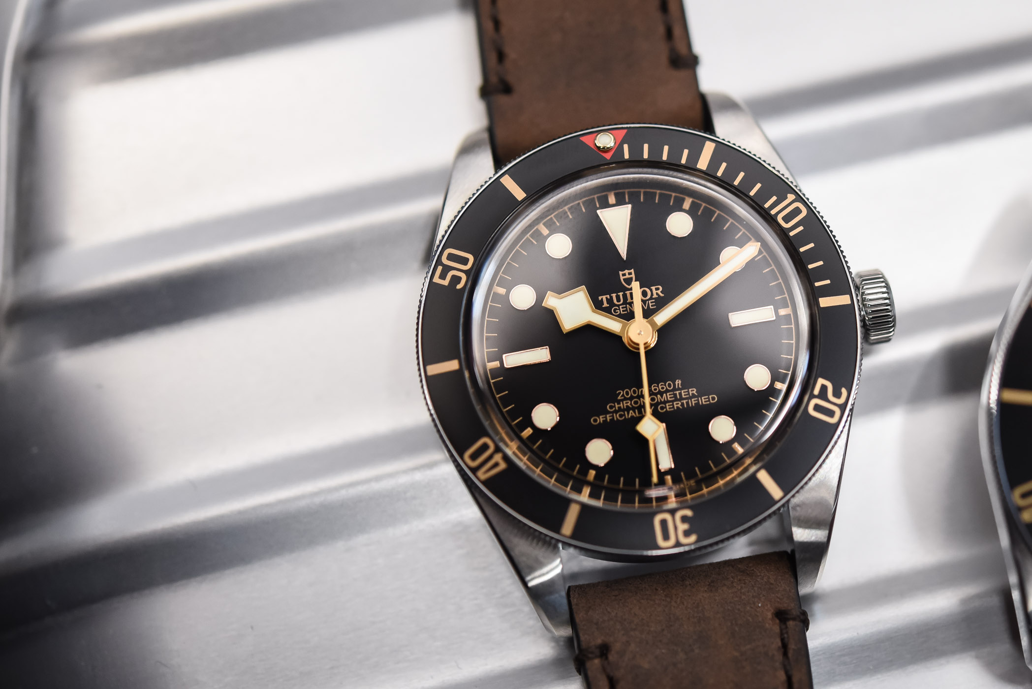 Tudor Black Bay Fifty-Eight 39mm 79030N - Baselworld 2018