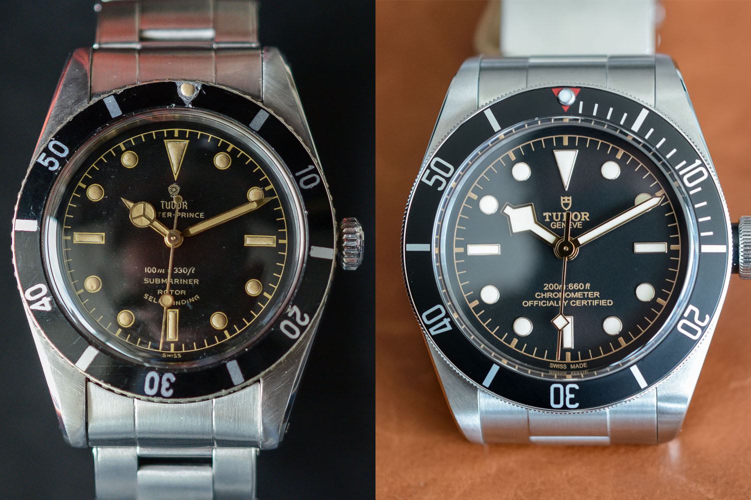 Hands on tudor black bay fifty eight 39mm 79030n - Tudor dive watch price ...
