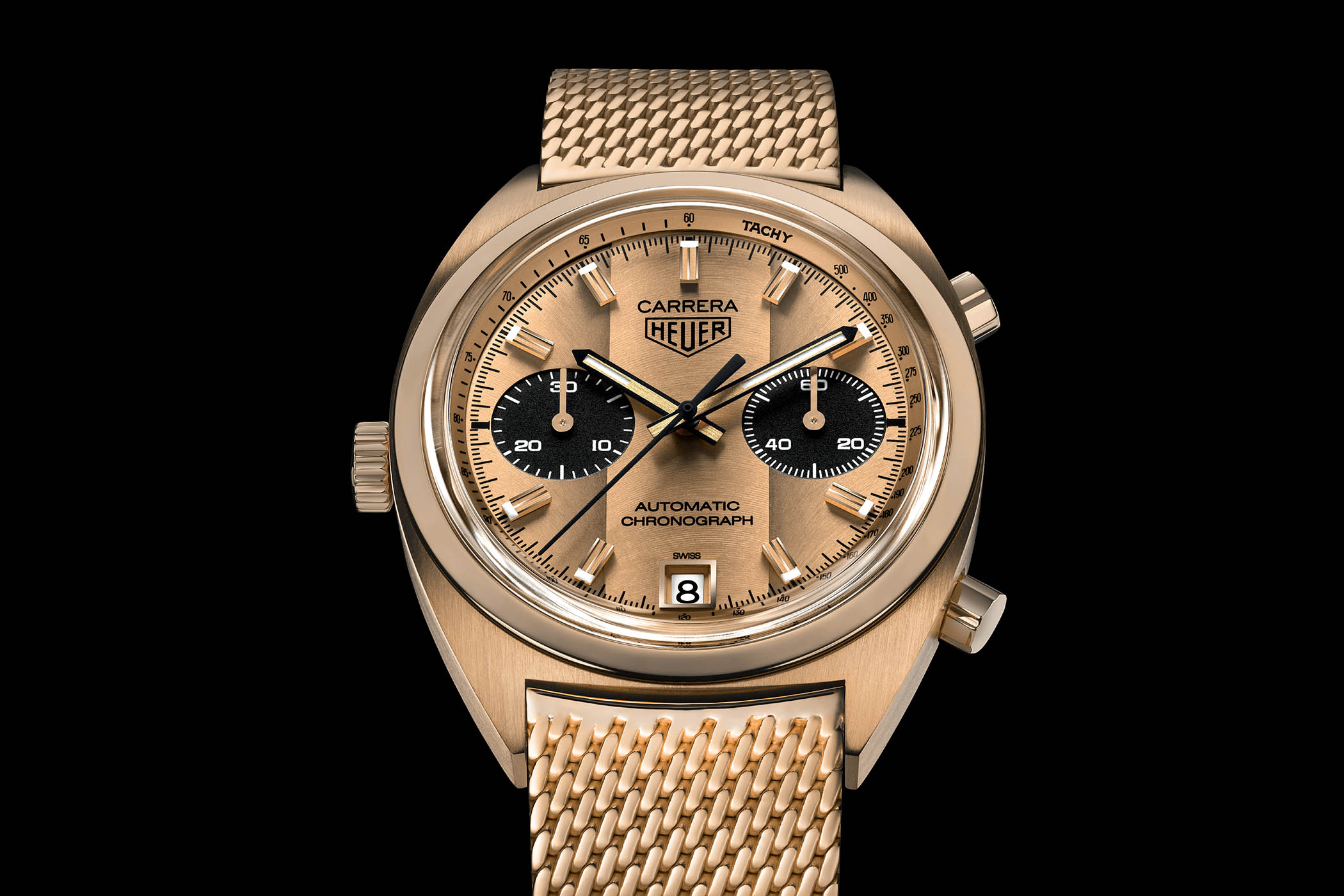 Unique Re-edition Heuer 1158 CHN Ronnie Peterson auction Bonhams