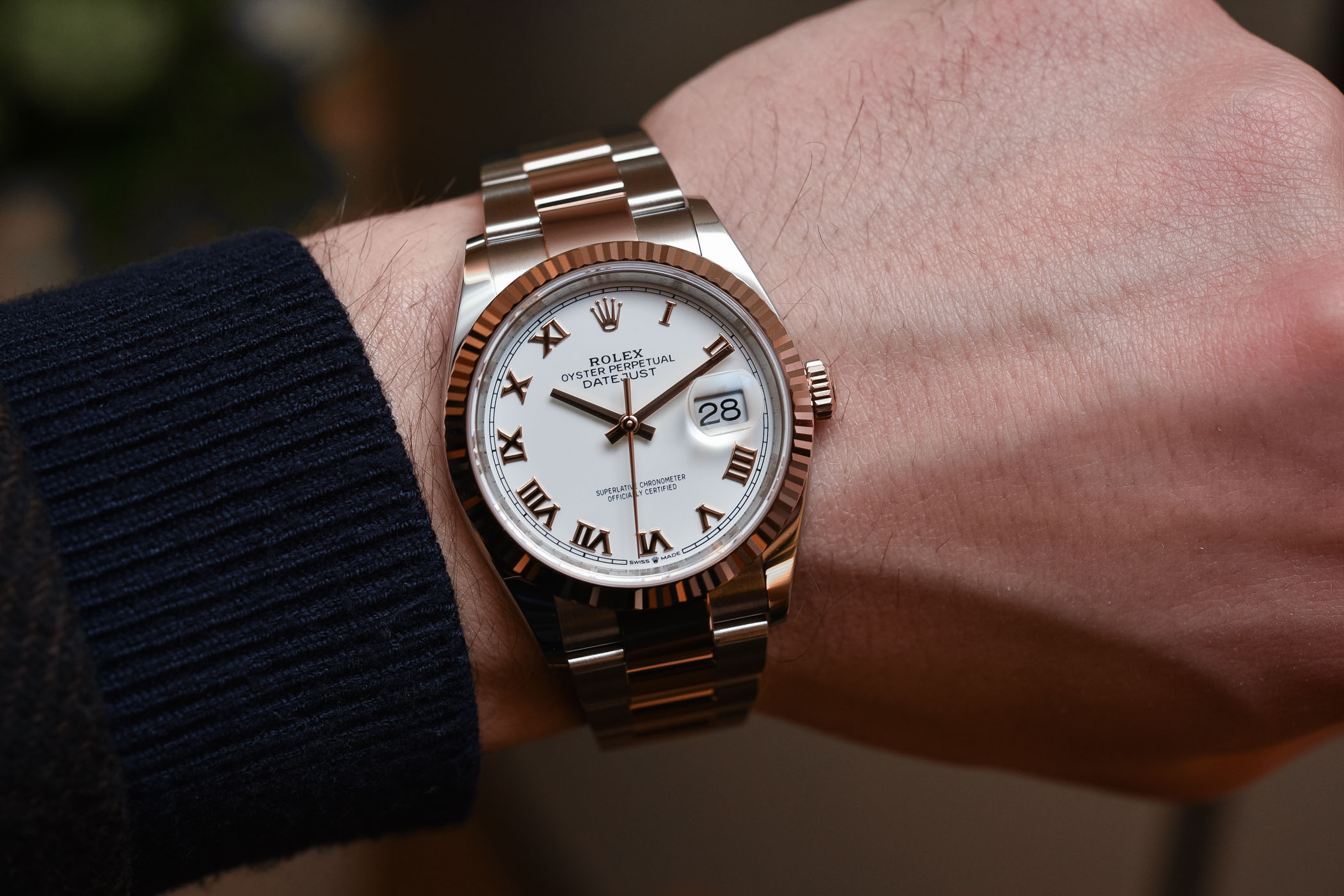 Jumping Hour Watch Review