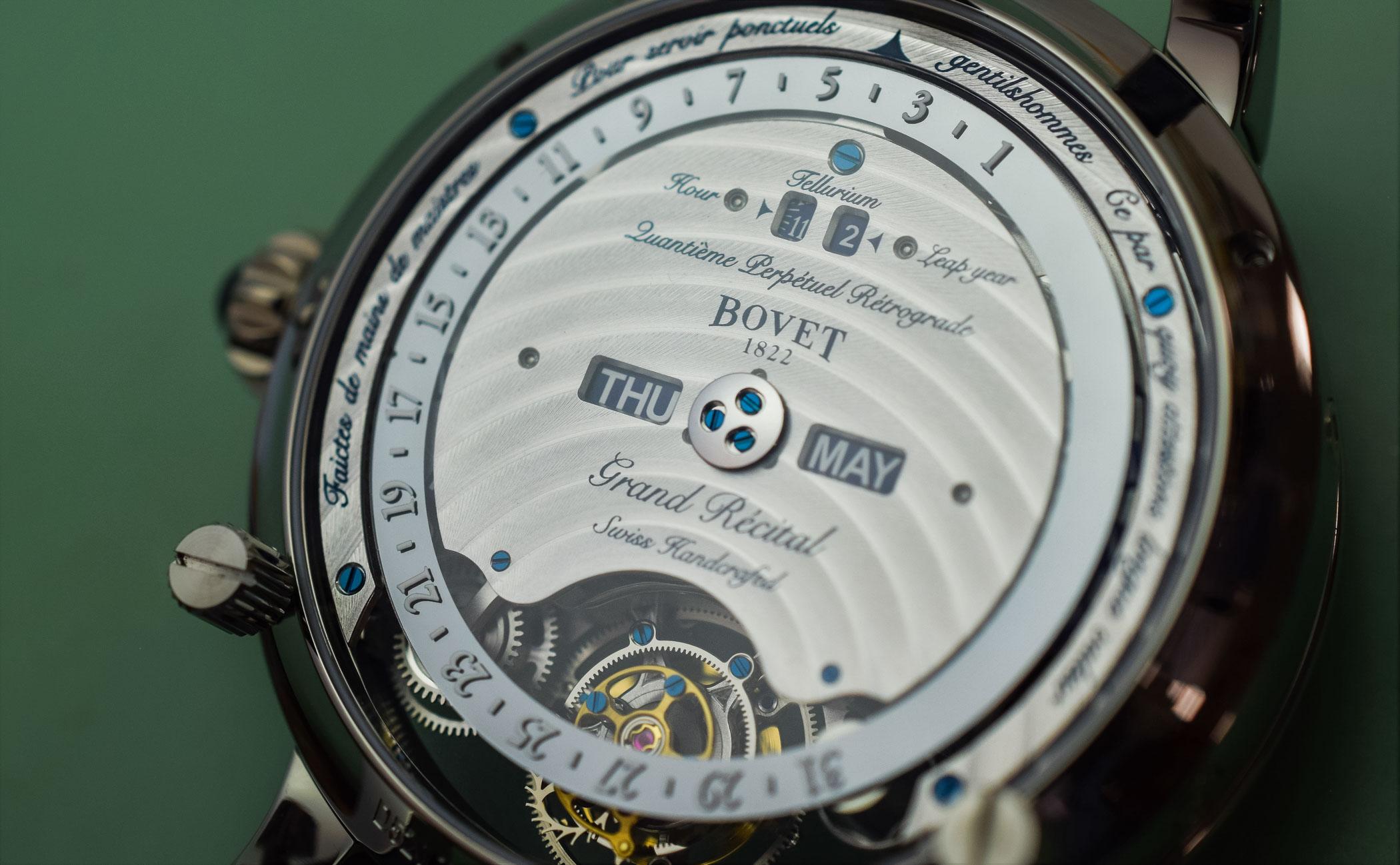 Bovet Recital 22 Grand Recital