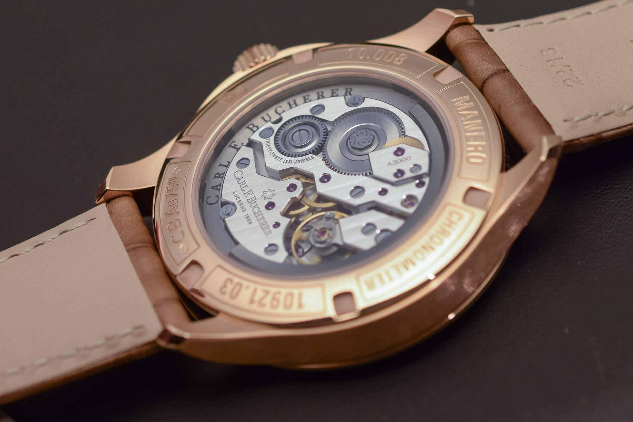 Carl F. Bucherer Manero Peripheral 43mm