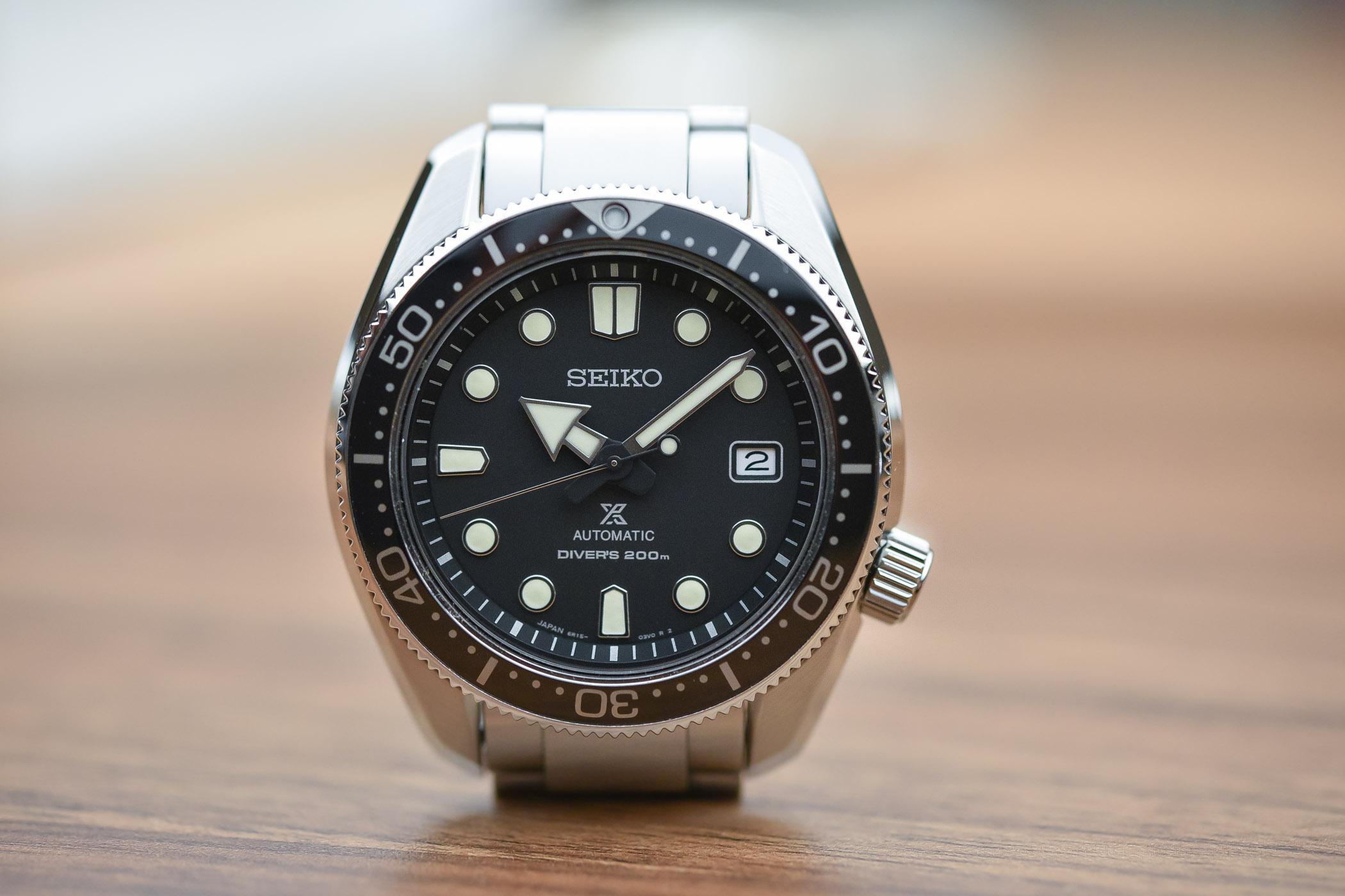 Seiko Prospex Diver 200m SPB077 - Baselworld 2018