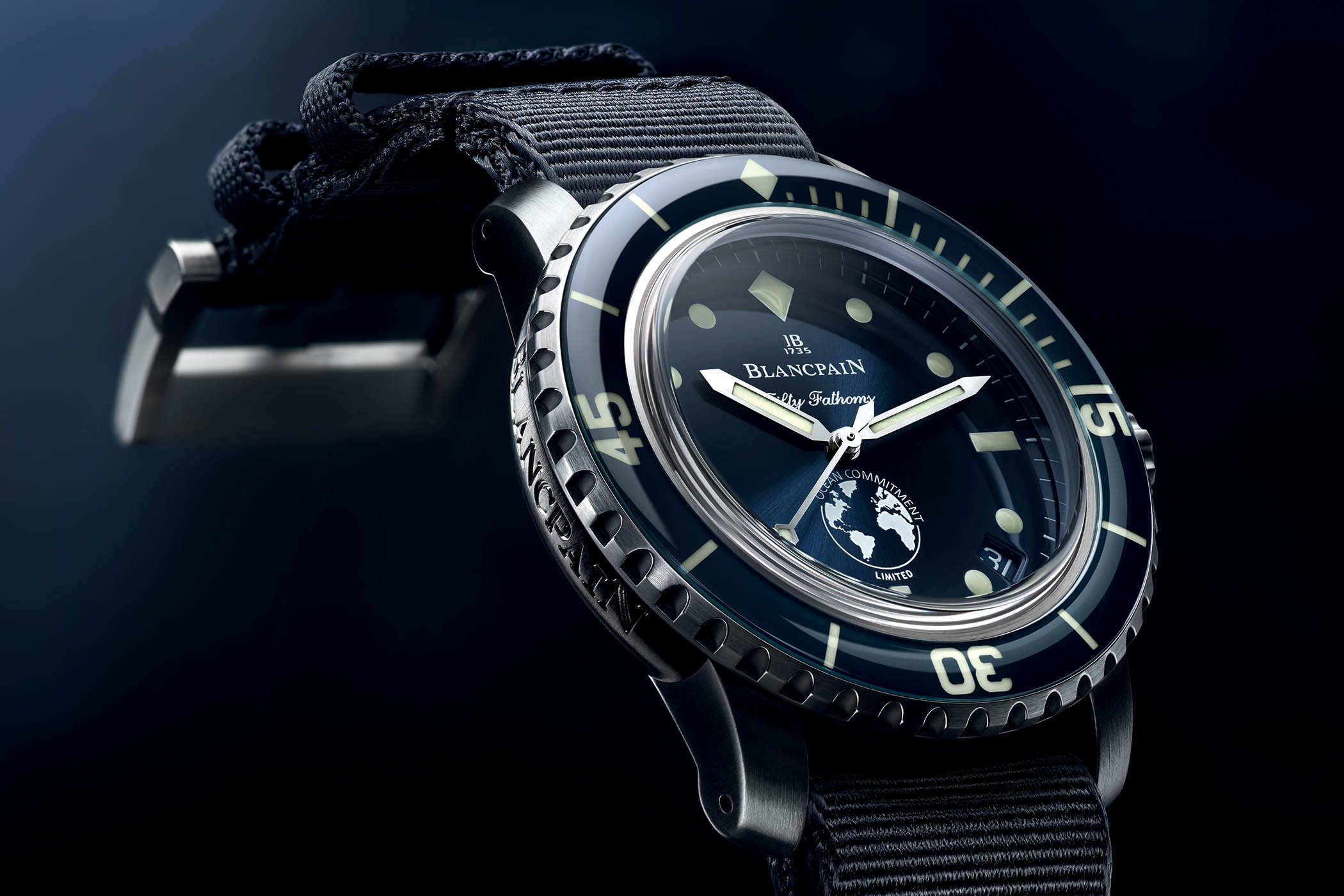 Blancpain Fifty Fathoms Ocean Commitment III Limited Edition - 1