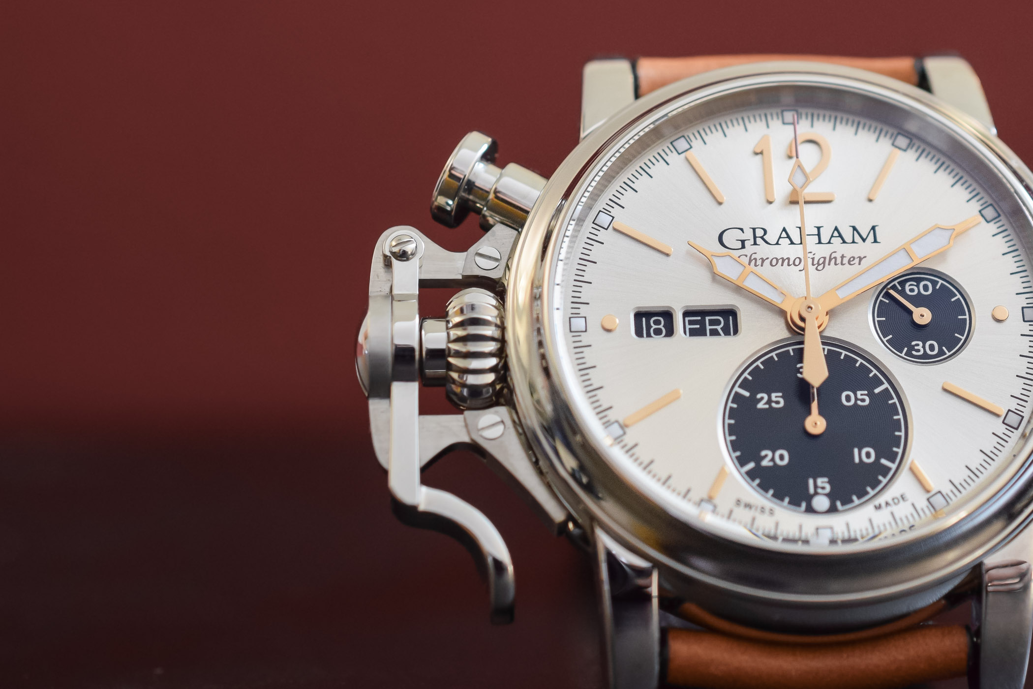 Graham Chronofighter Vintage 2018 collection