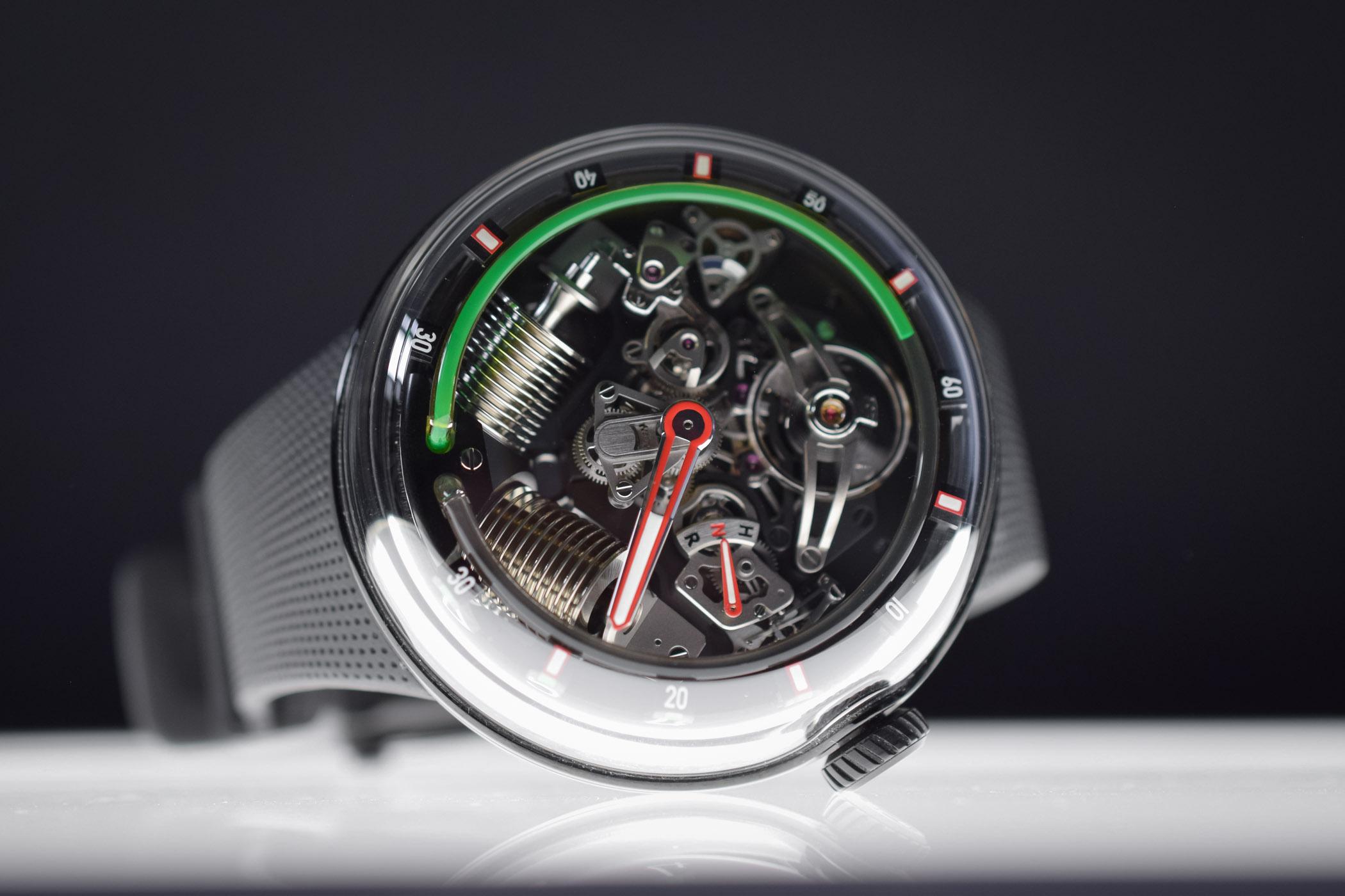 HYT H20 Green-Black - 3