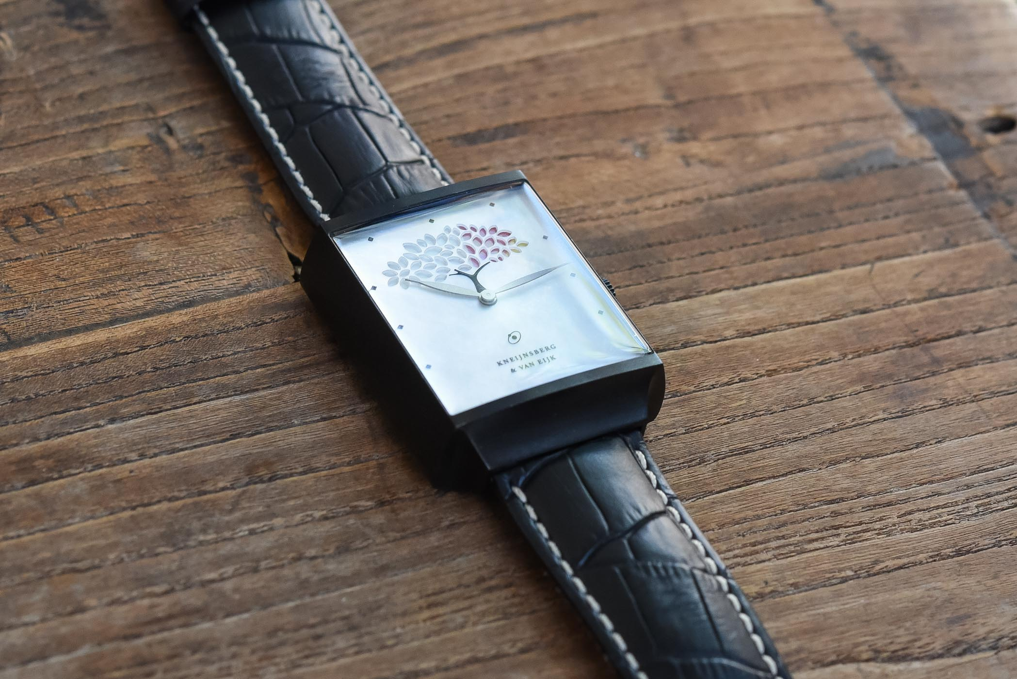 Kneijnsberg & van Eijk Tree of Life Watch