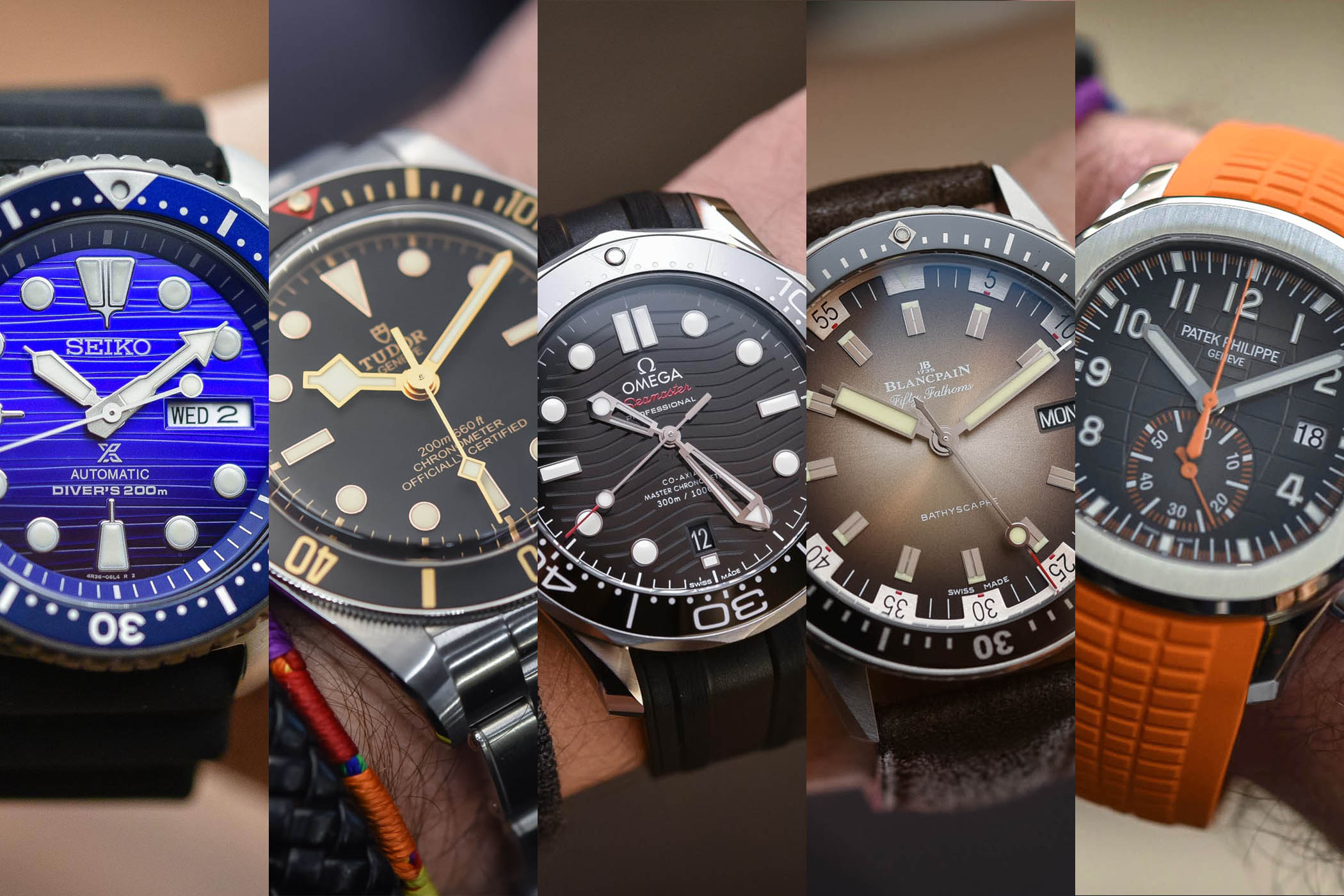 buying guide 5 summer watches 2018