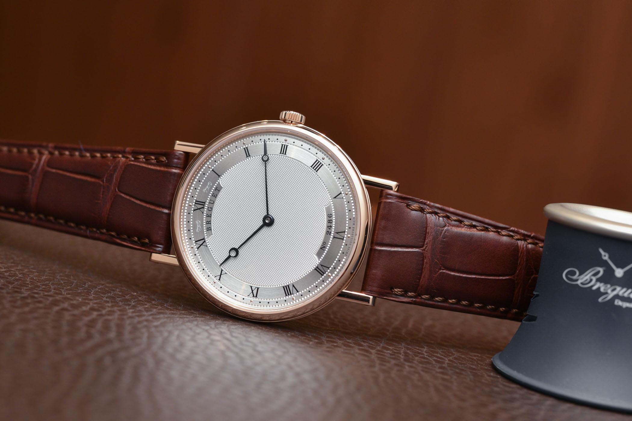 Breguet Classique Extra Plate 5157 pink gold