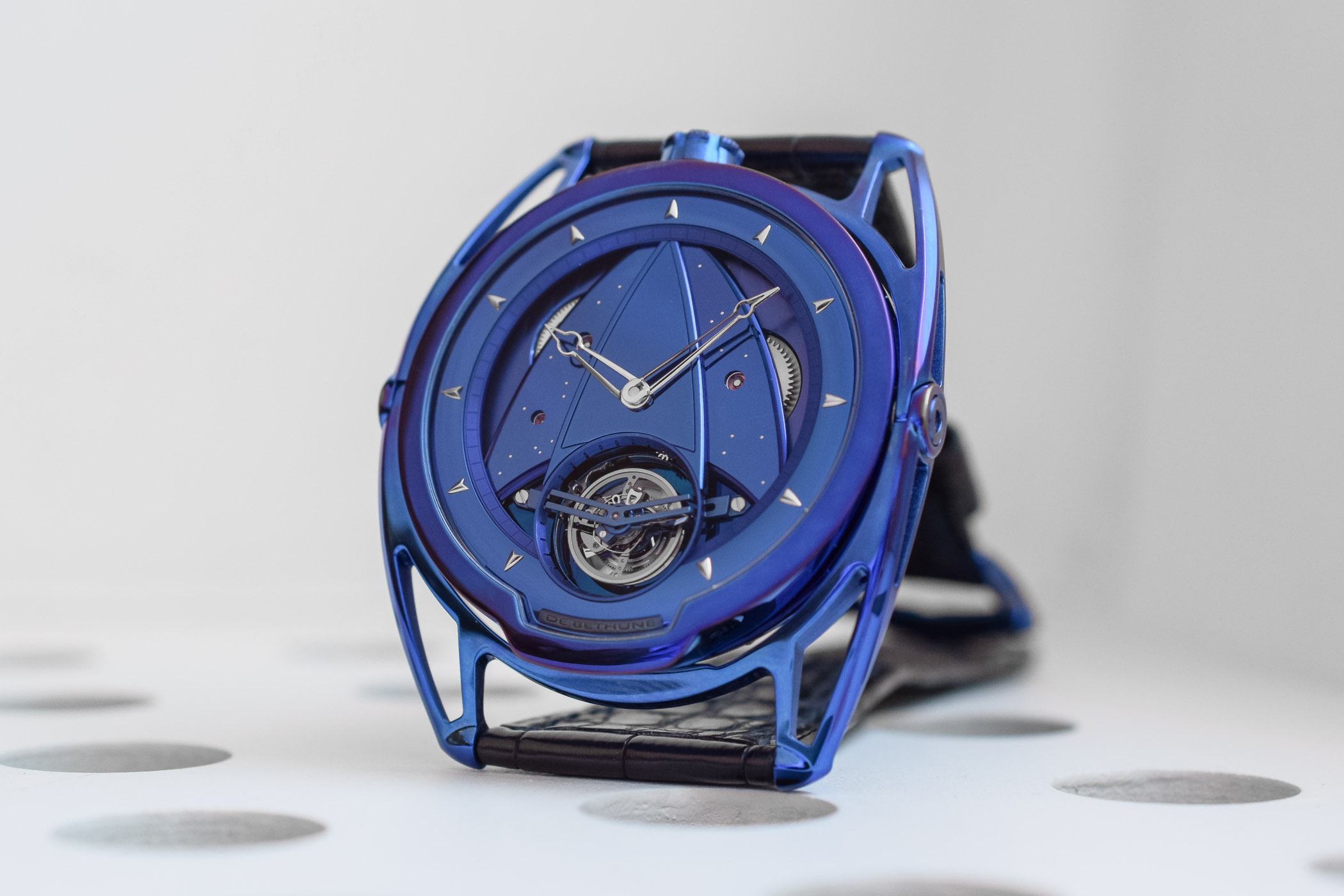 De Bethune DB28T Kind of Blue