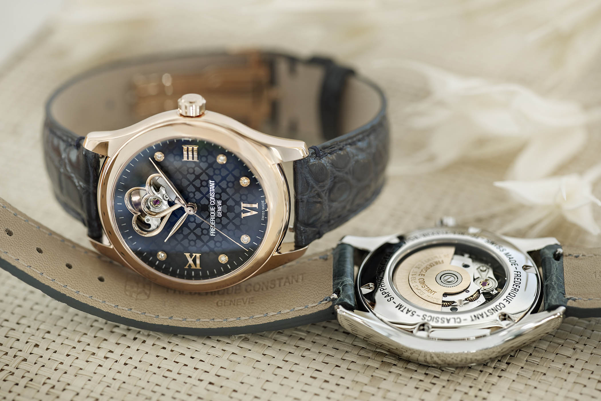 Frederique Constant Ladies Automatic Collection - 2