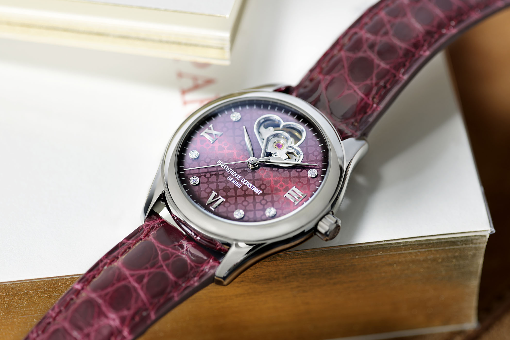 Frederique Constant Ladies Automatic Collection - 4