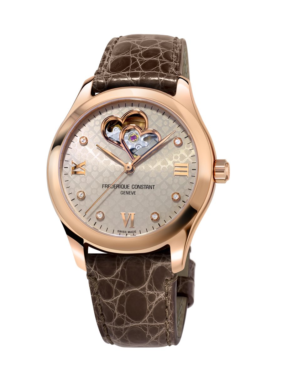 Frederique Constant Ladies Automatic Collection - FC-310LGDHB3B4